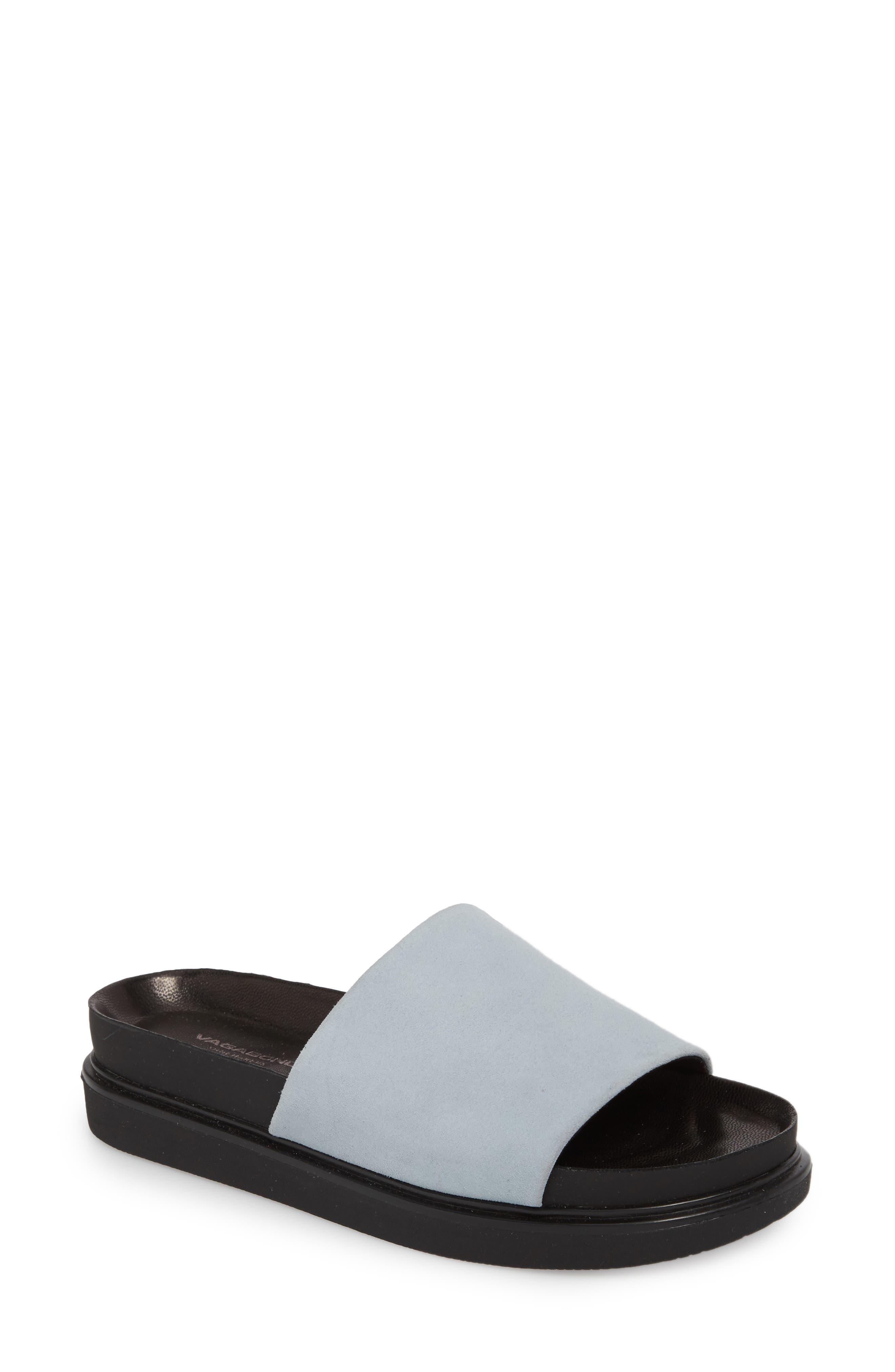 Vagabond Shoemakers Erin Slide Sandal, Blue