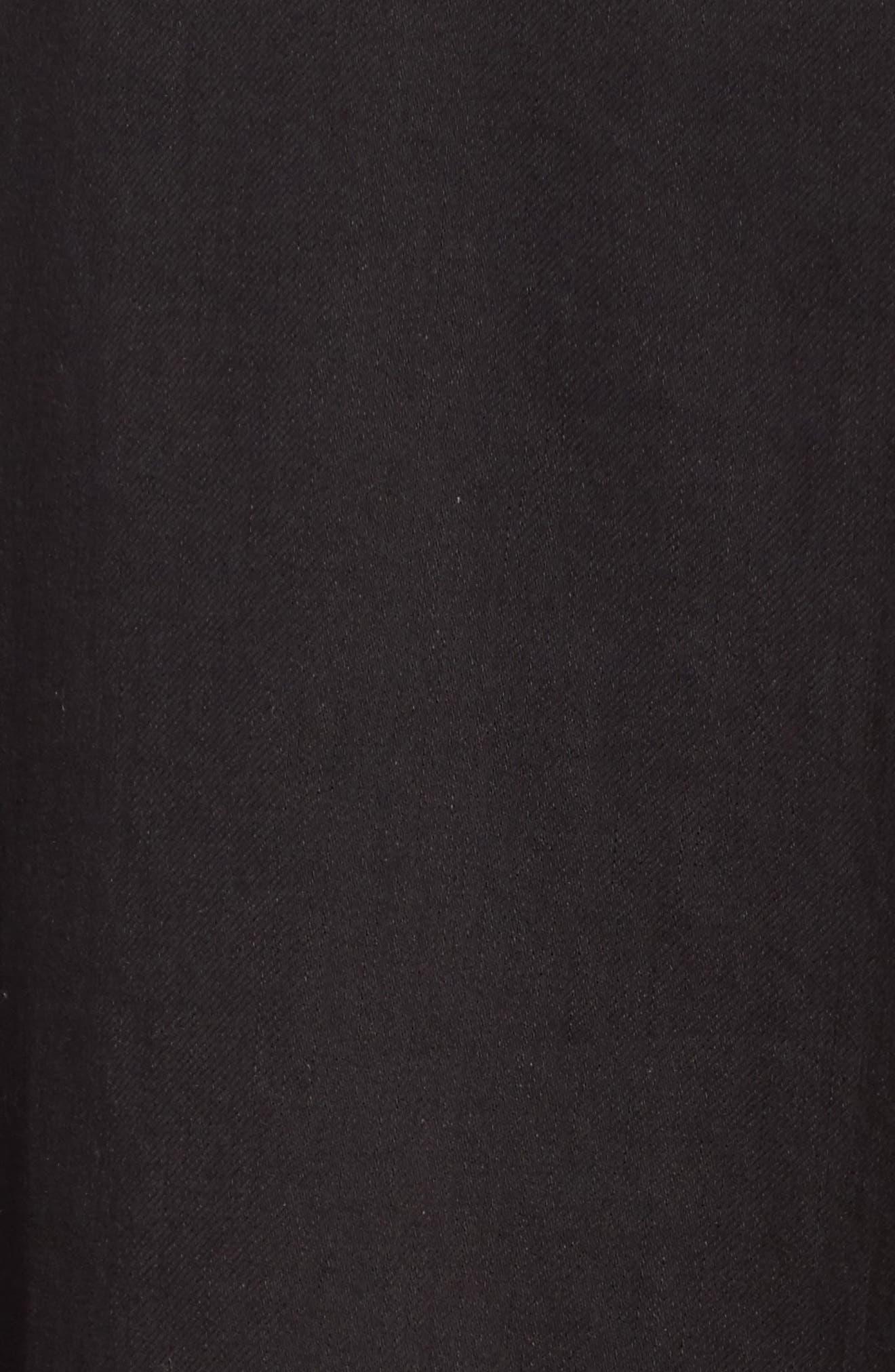 Organic Cotton Lantern Skirt,                             Alternate thumbnail 5, color,                             001