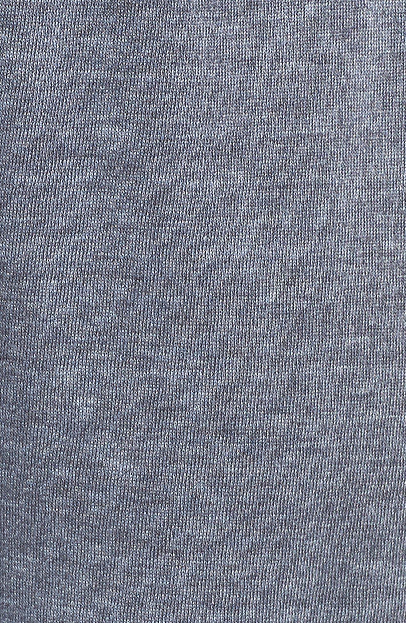 Riya Fashion Fleece Sweatpants,                             Alternate thumbnail 6, color,                             020