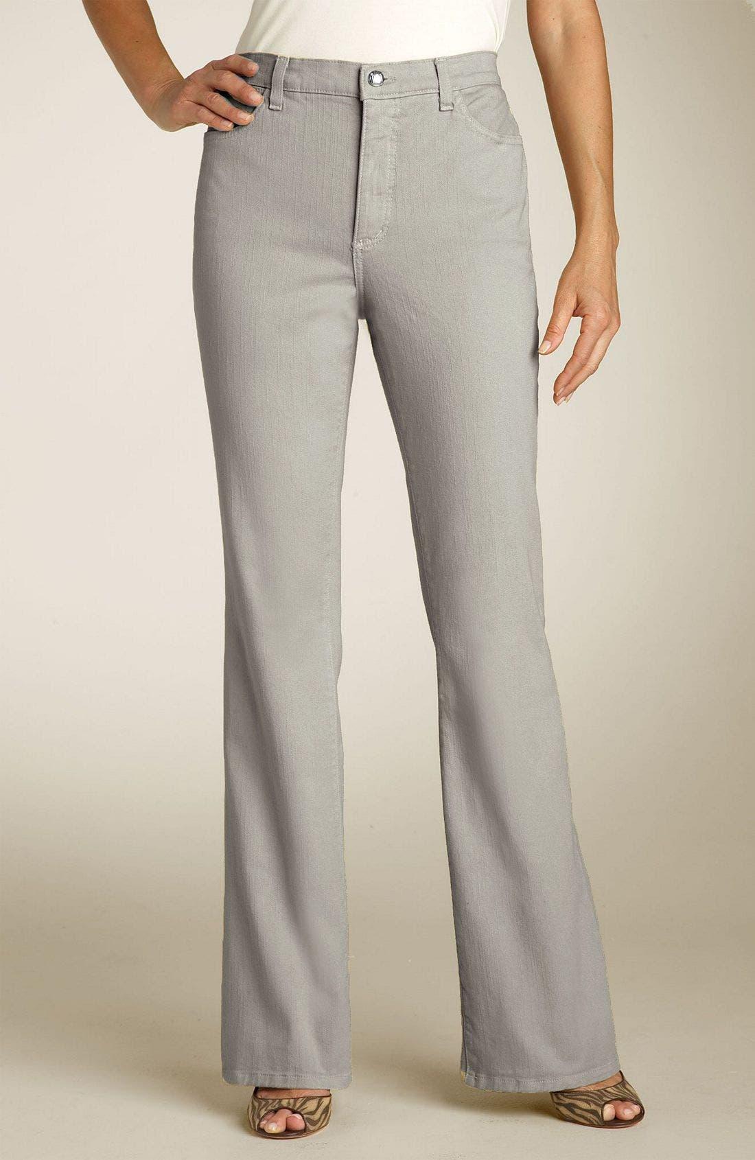 'Sarah' Stretch Bootcut Jeans,                             Main thumbnail 1, color,                             059