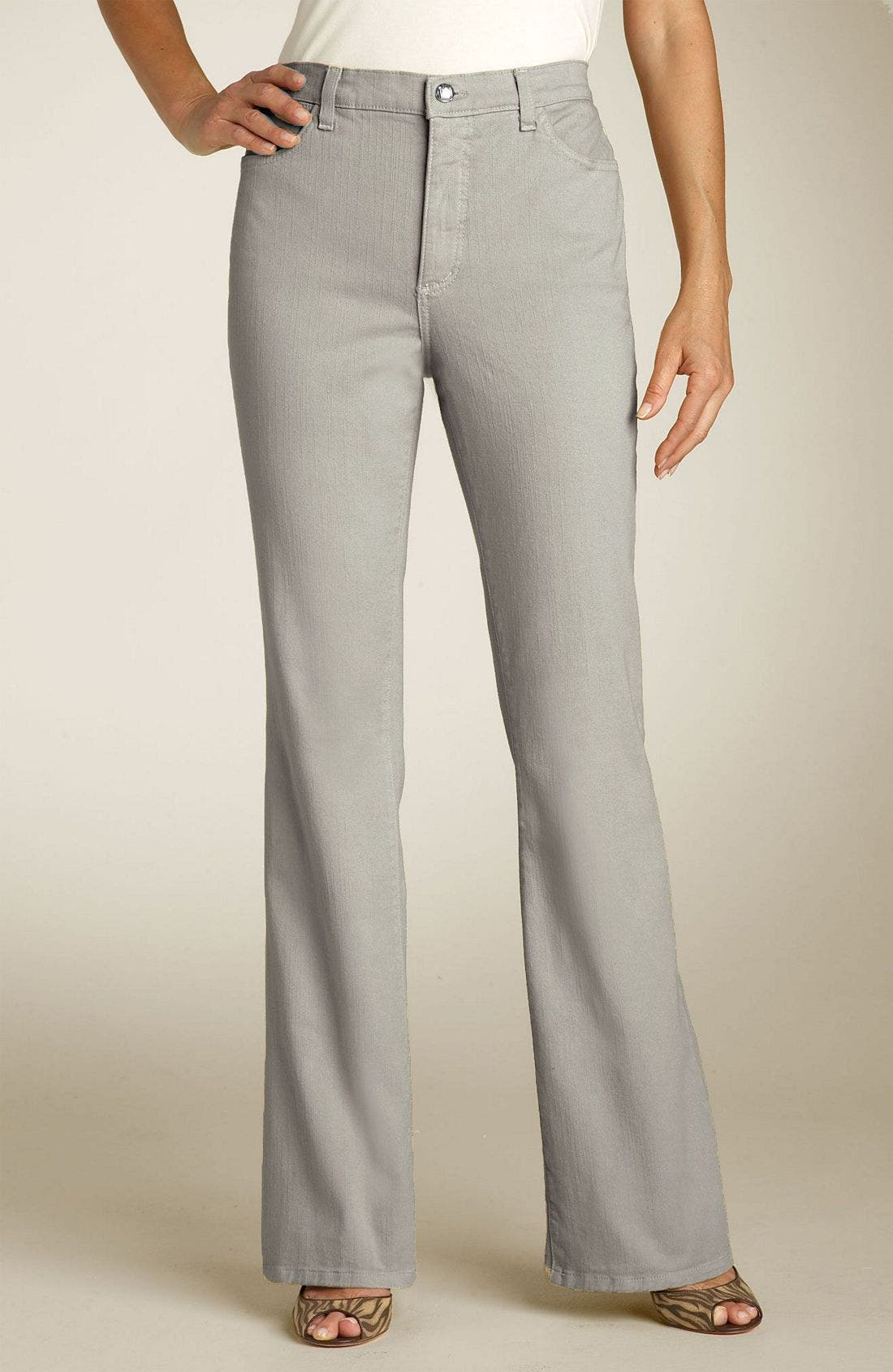 'Sarah' Stretch Bootcut Jeans, Main, color, 059