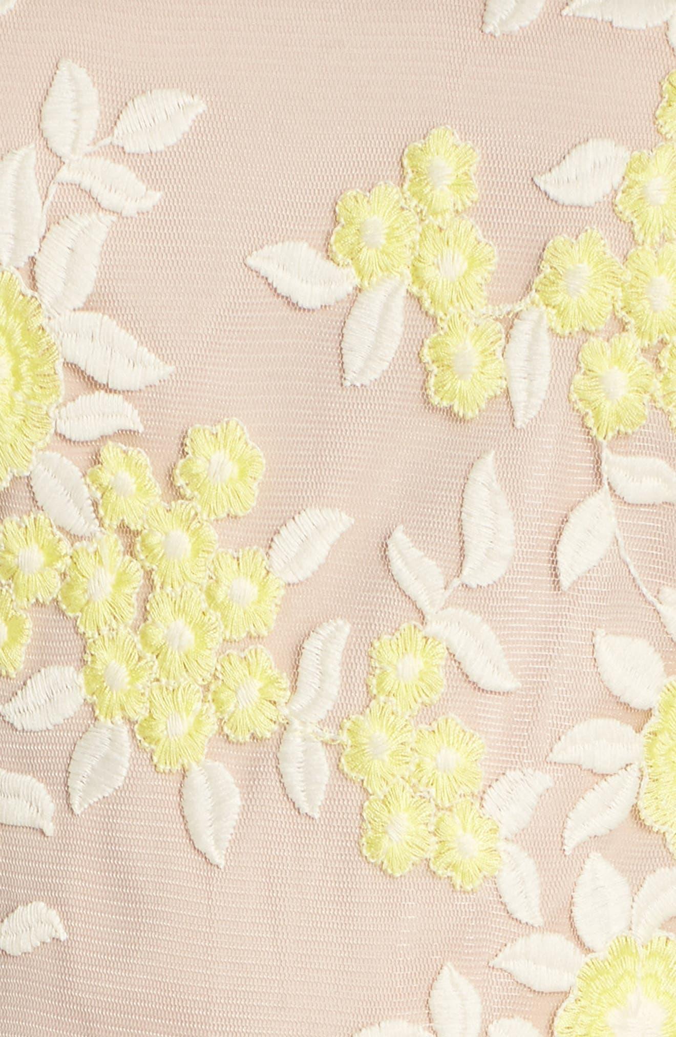 Arroyo Lace Dress,                             Alternate thumbnail 7, color,