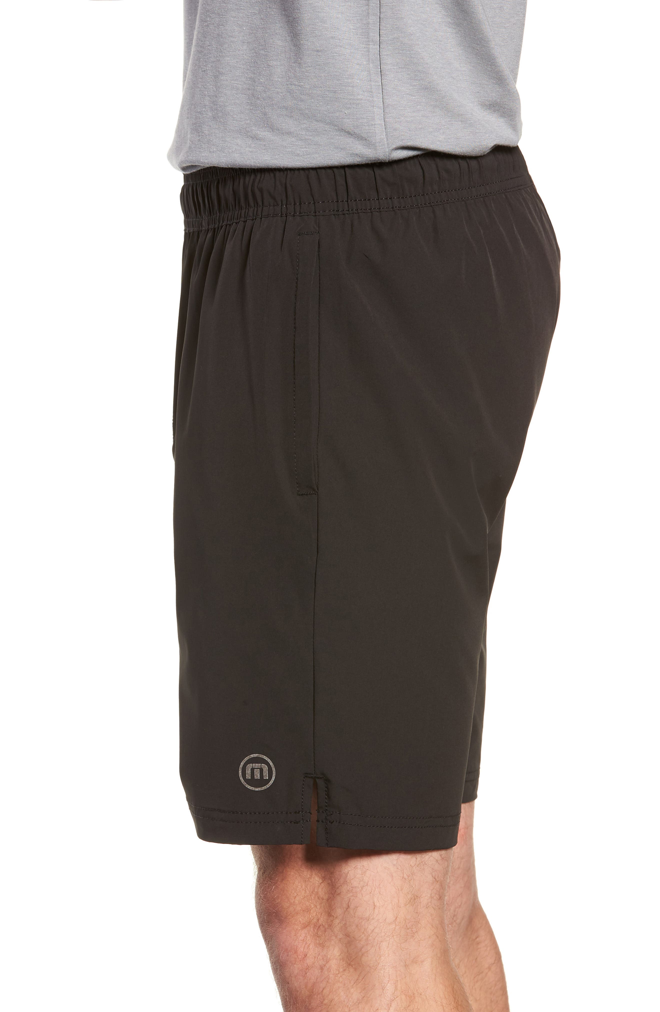 Deering Shorts,                             Alternate thumbnail 3, color,                             BLACK