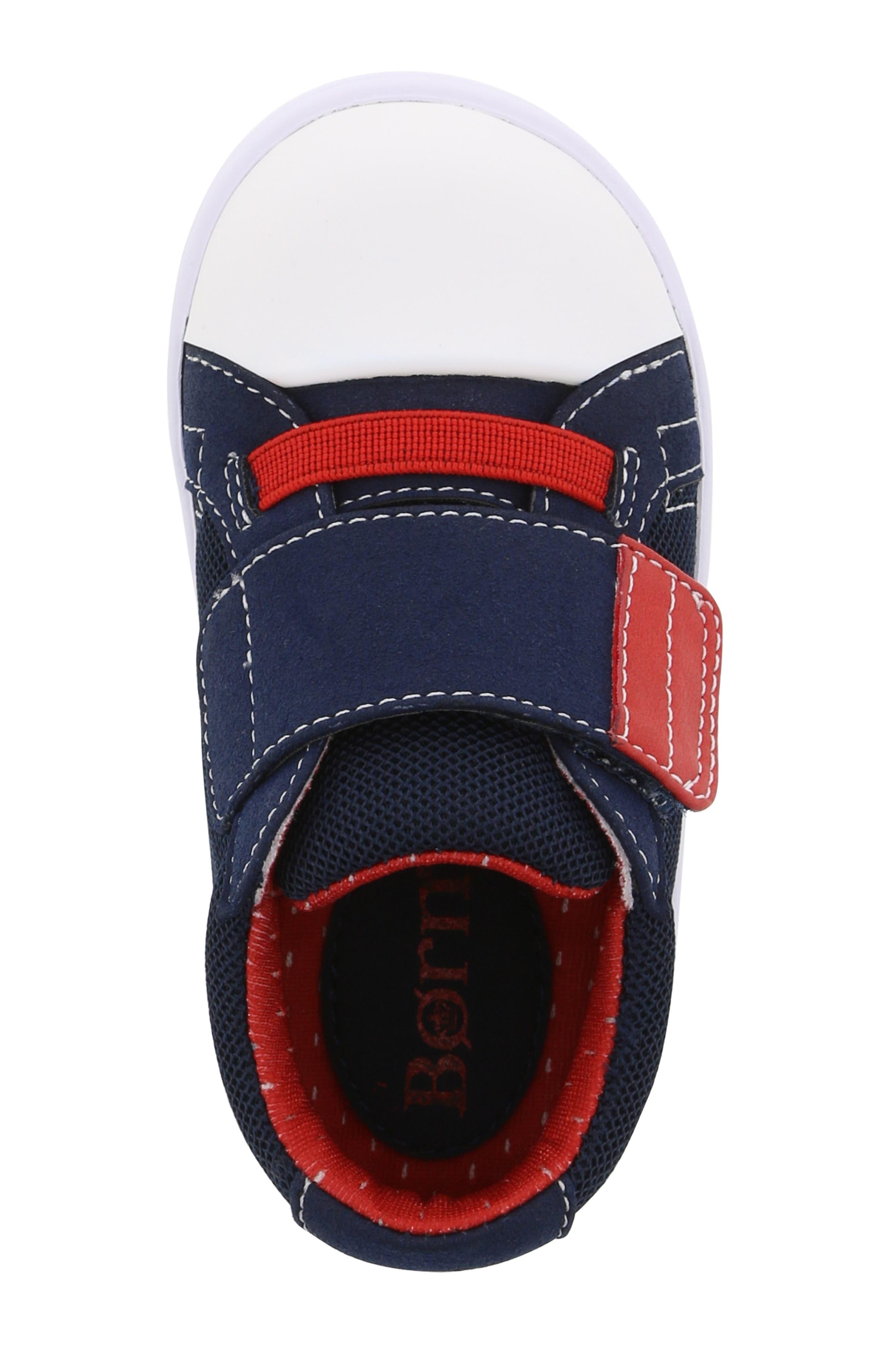 BØRN,                             Bailey Clark Sneaker,                             Alternate thumbnail 5, color,                             NAVY