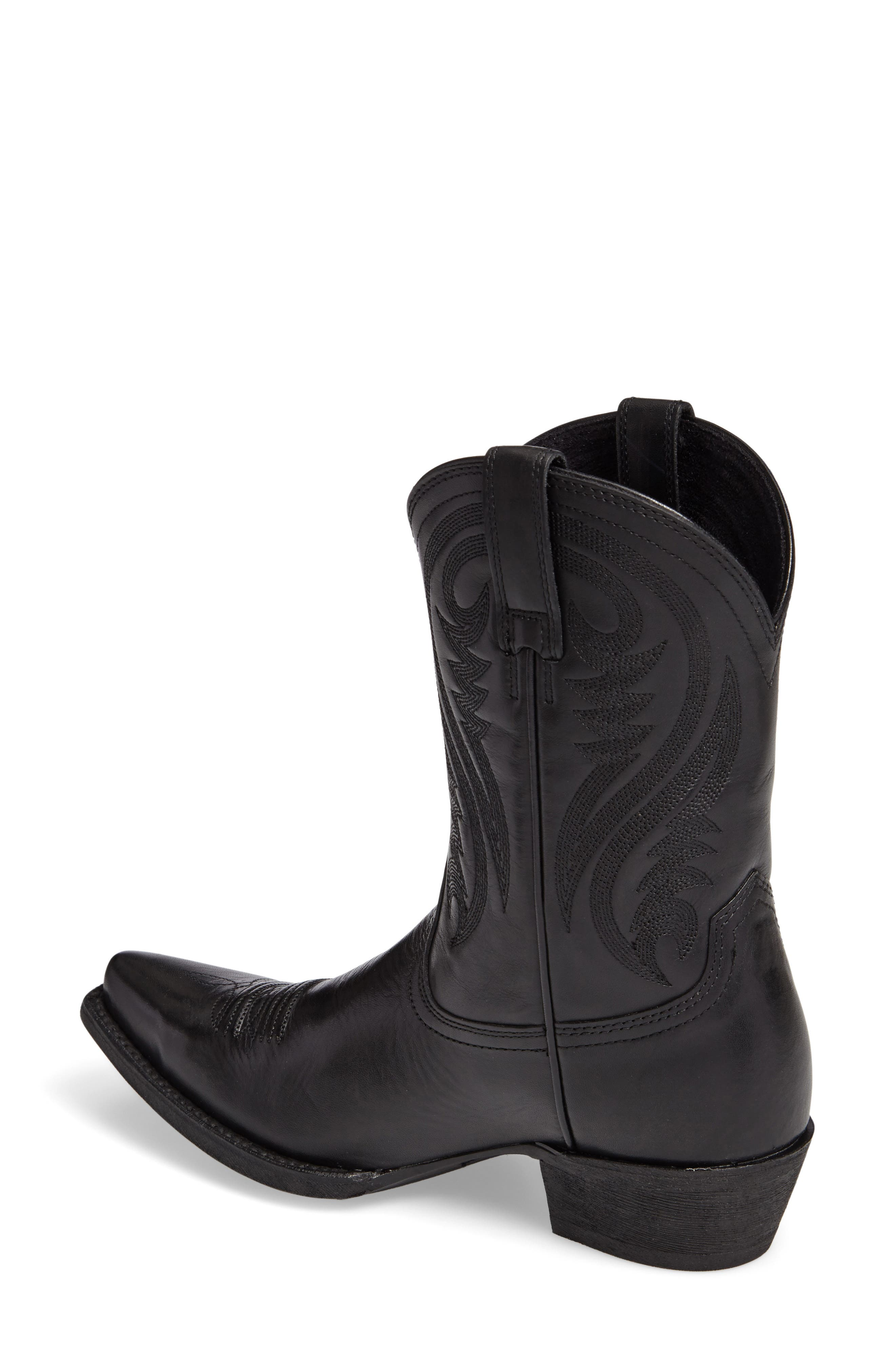 Willow Western Boot,                             Alternate thumbnail 3, color,