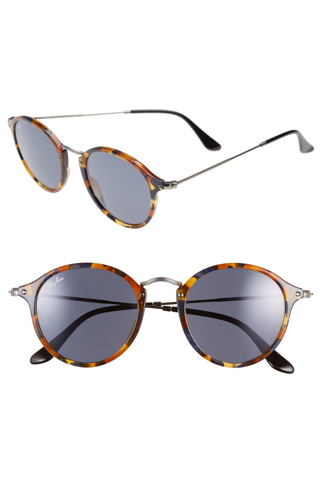 'Icon' 49mm Sunglasses,                             Main thumbnail 5, color,
