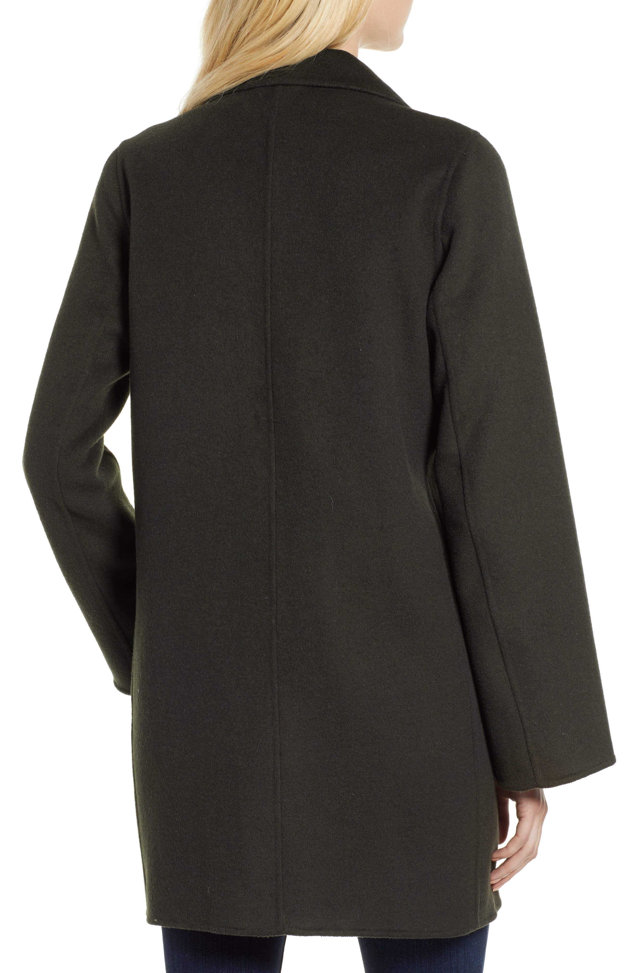 Jayden Bell Sleeve Jacket,                             Alternate thumbnail 2, color,                             CHIVE