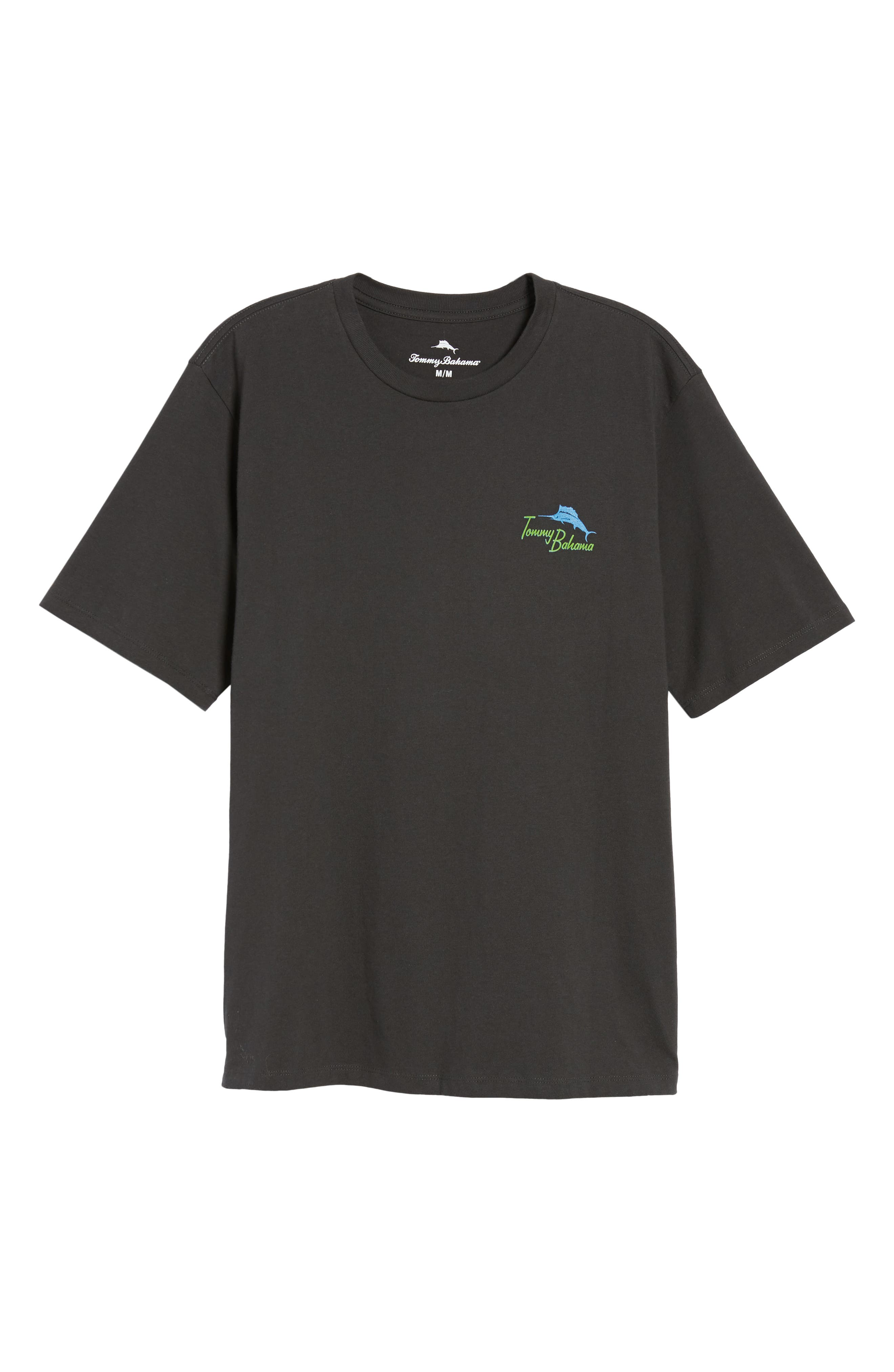 Friends in High Places Graphic T-Shirt,                             Alternate thumbnail 6, color,                             001