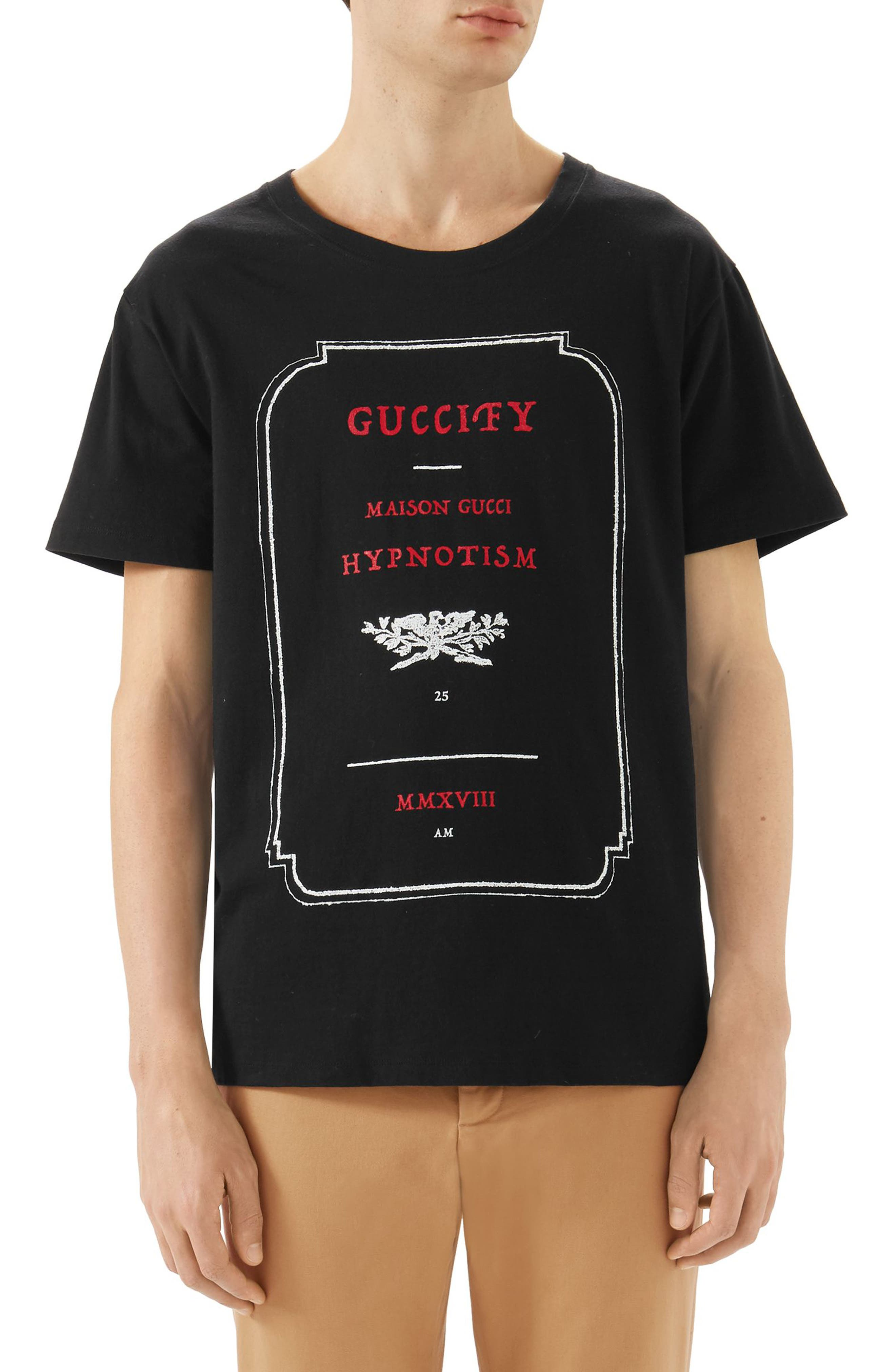 Invitation Graphic T-Shirt,                         Main,                         color, 001