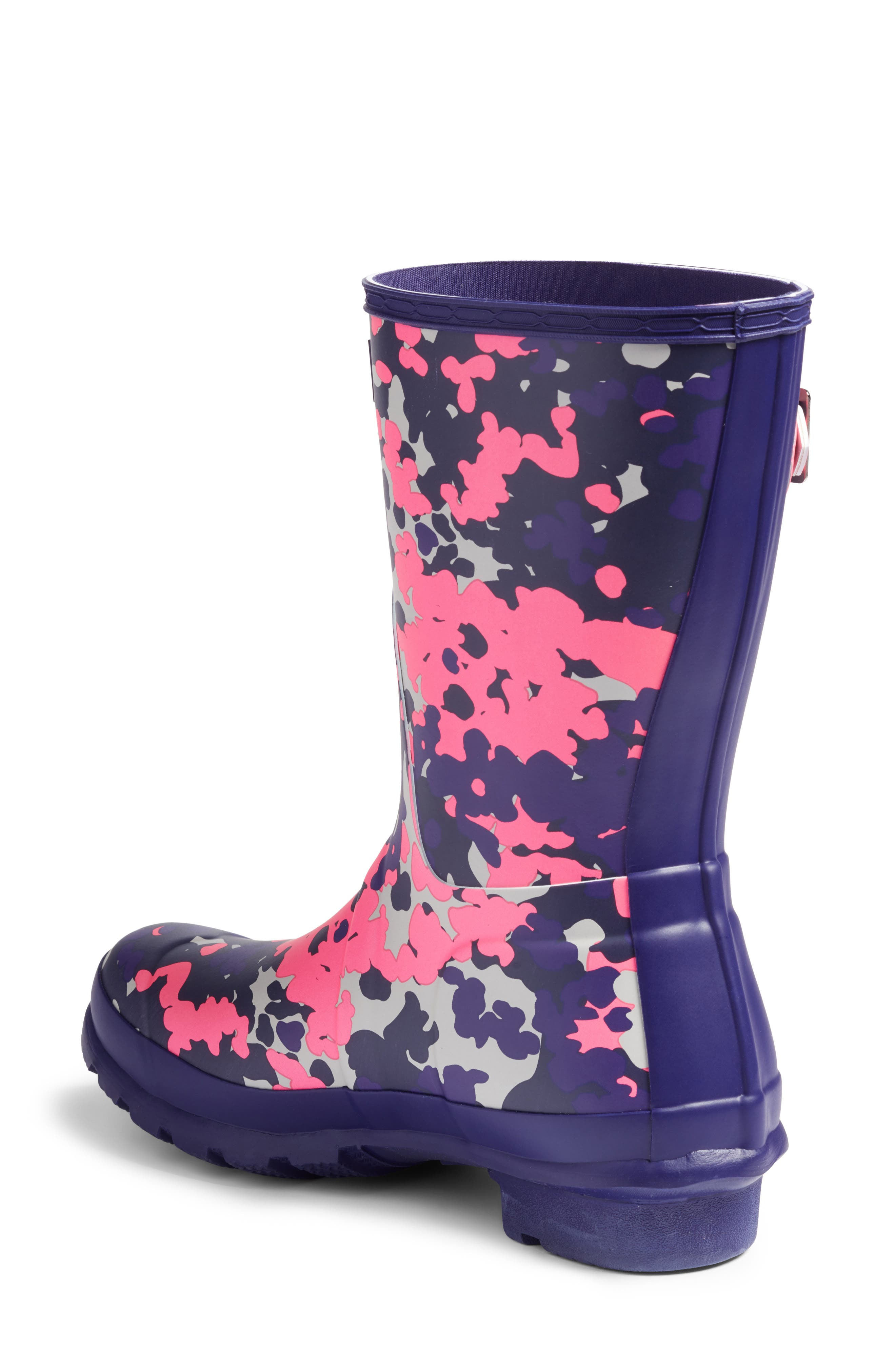 Original Short - Flectarn Rain Boot,                             Alternate thumbnail 3, color,