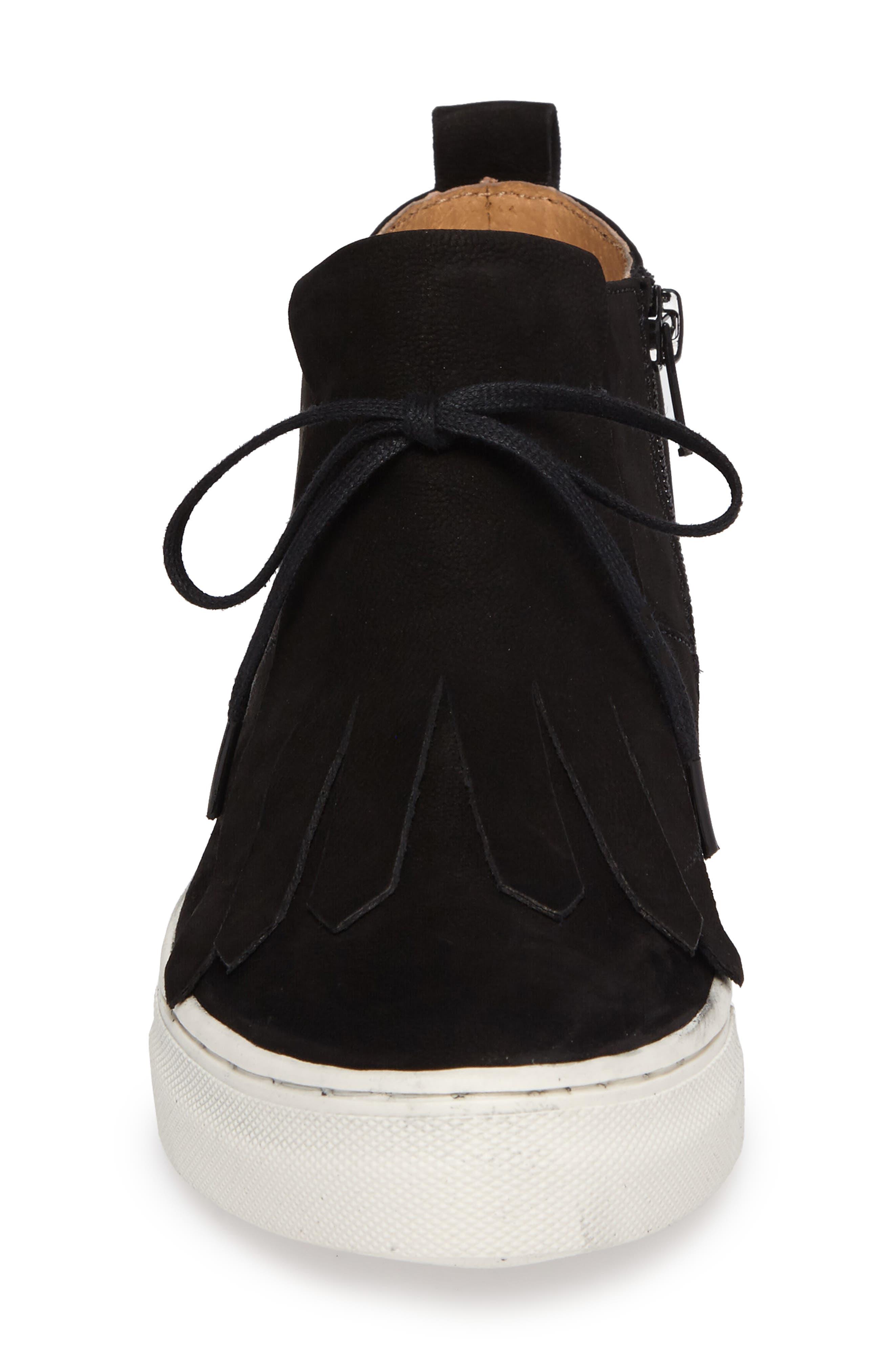 West End Kiltie Sneaker,                             Alternate thumbnail 4, color,                             001