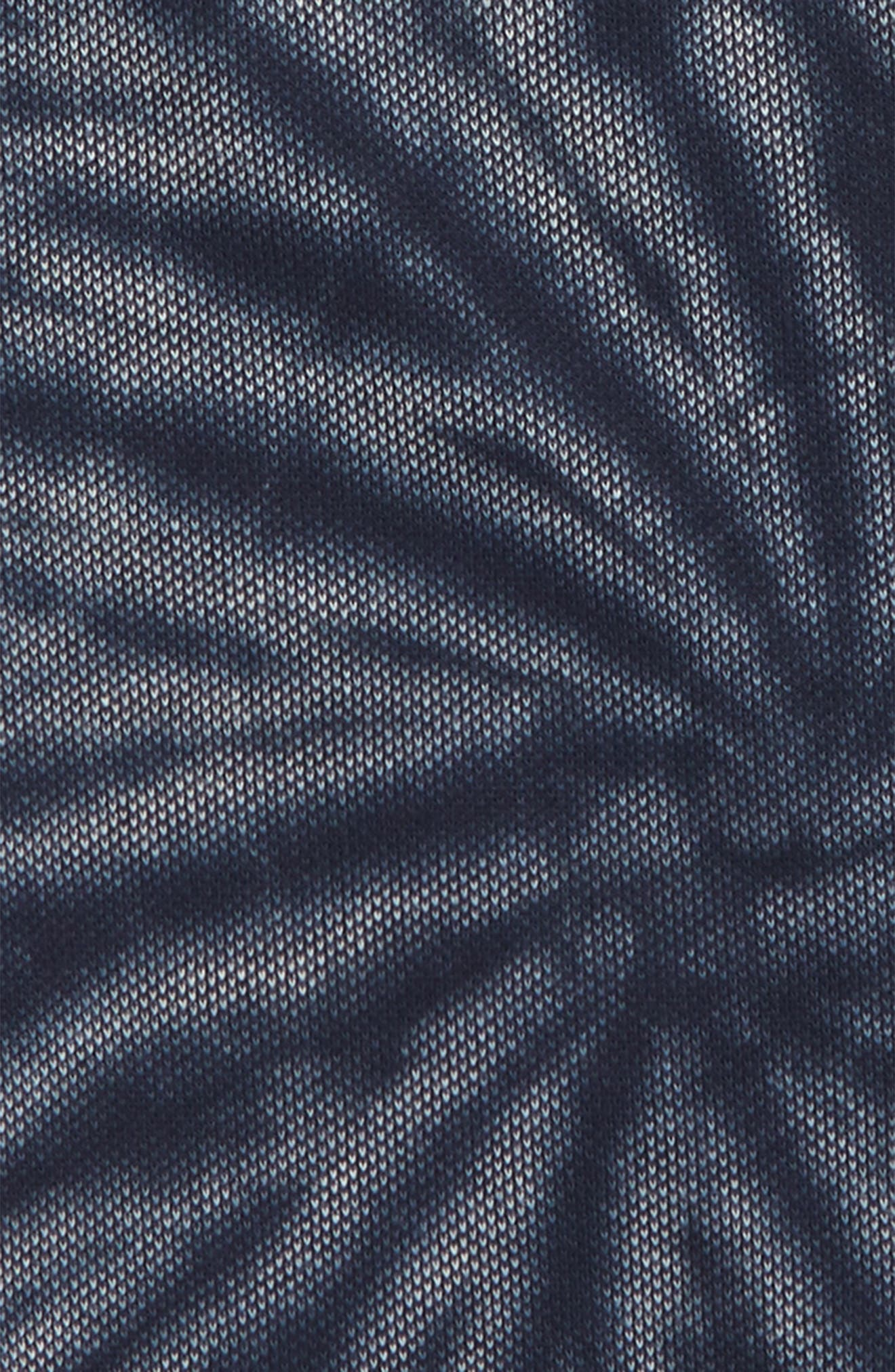 Tourist Tie Dye T-Shirt,                             Alternate thumbnail 2, color,                             NAVY