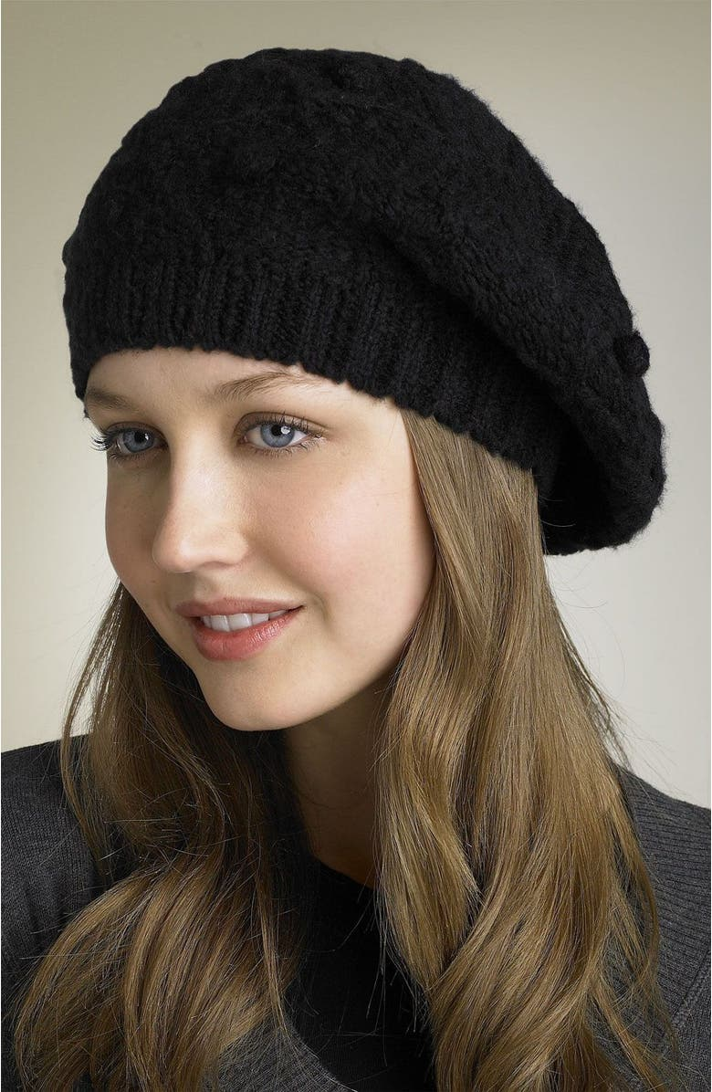 Rubbish® Cable Knit Slouchy Beret  680b663f6aa