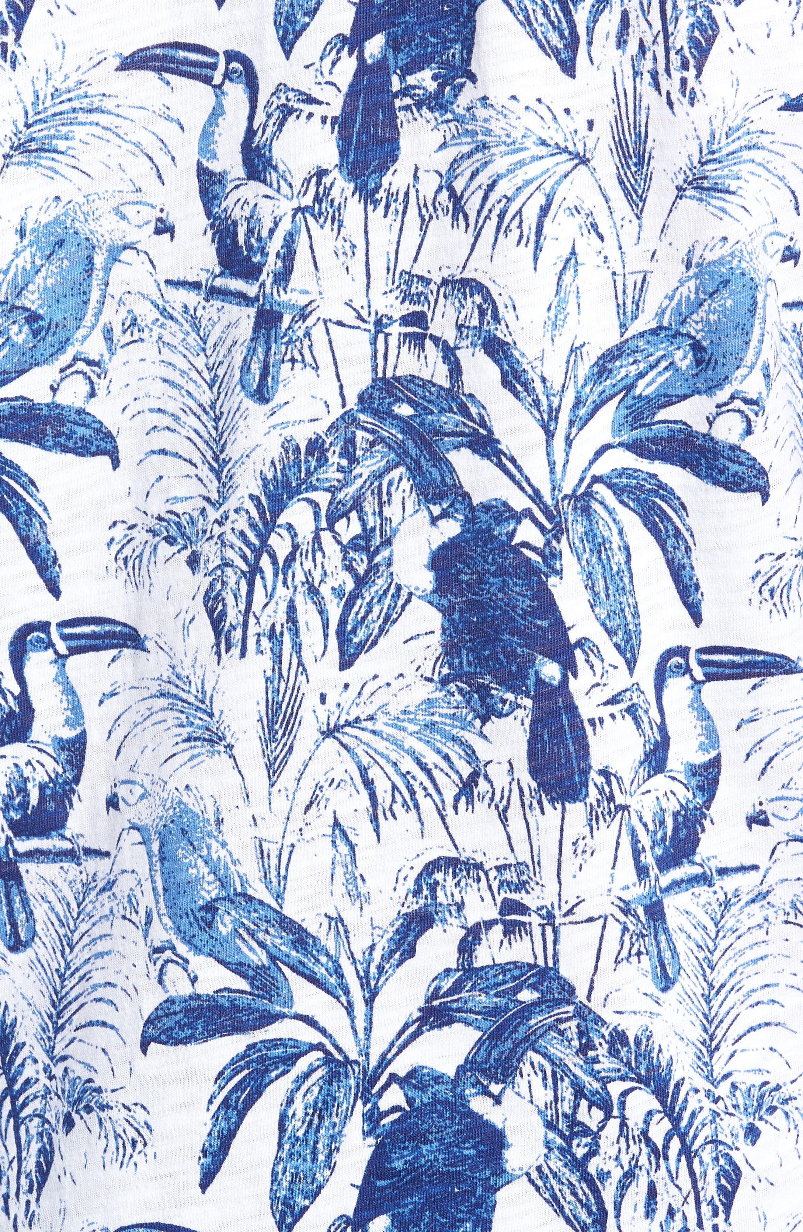 Print T-Shirt,                             Alternate thumbnail 5, color,