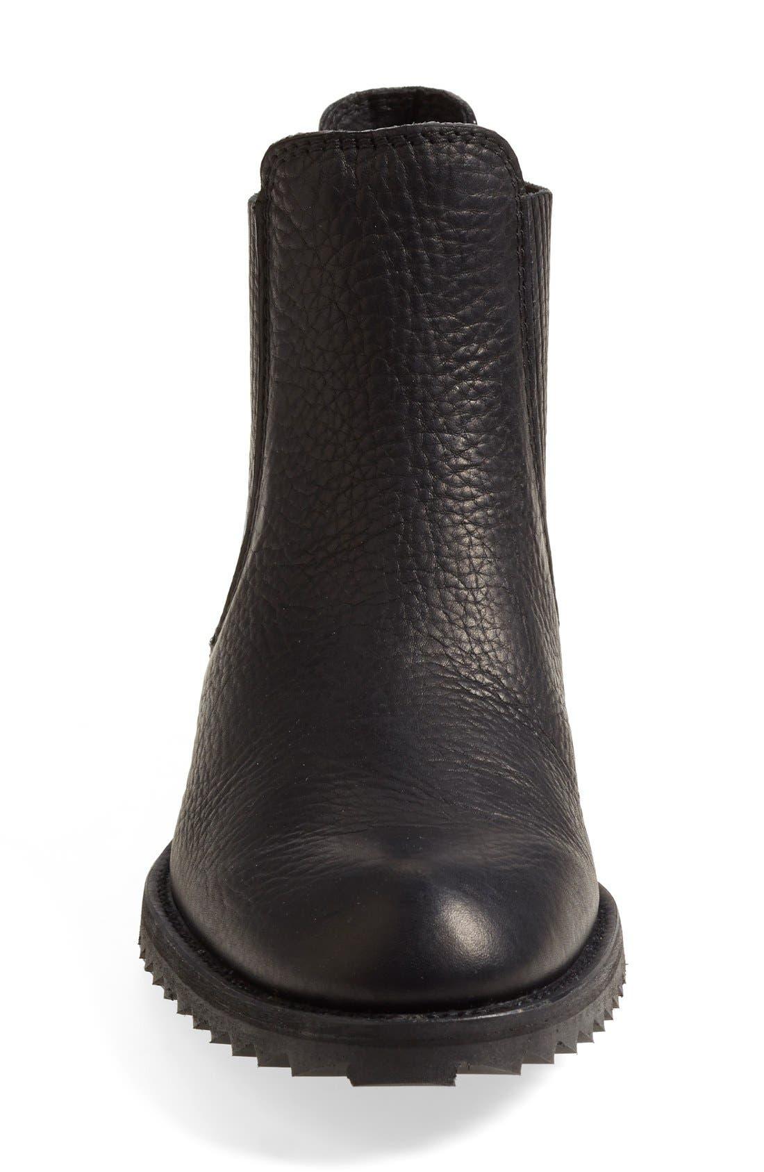 'Odalys' Chelsea Boot,                             Alternate thumbnail 2, color,                             001