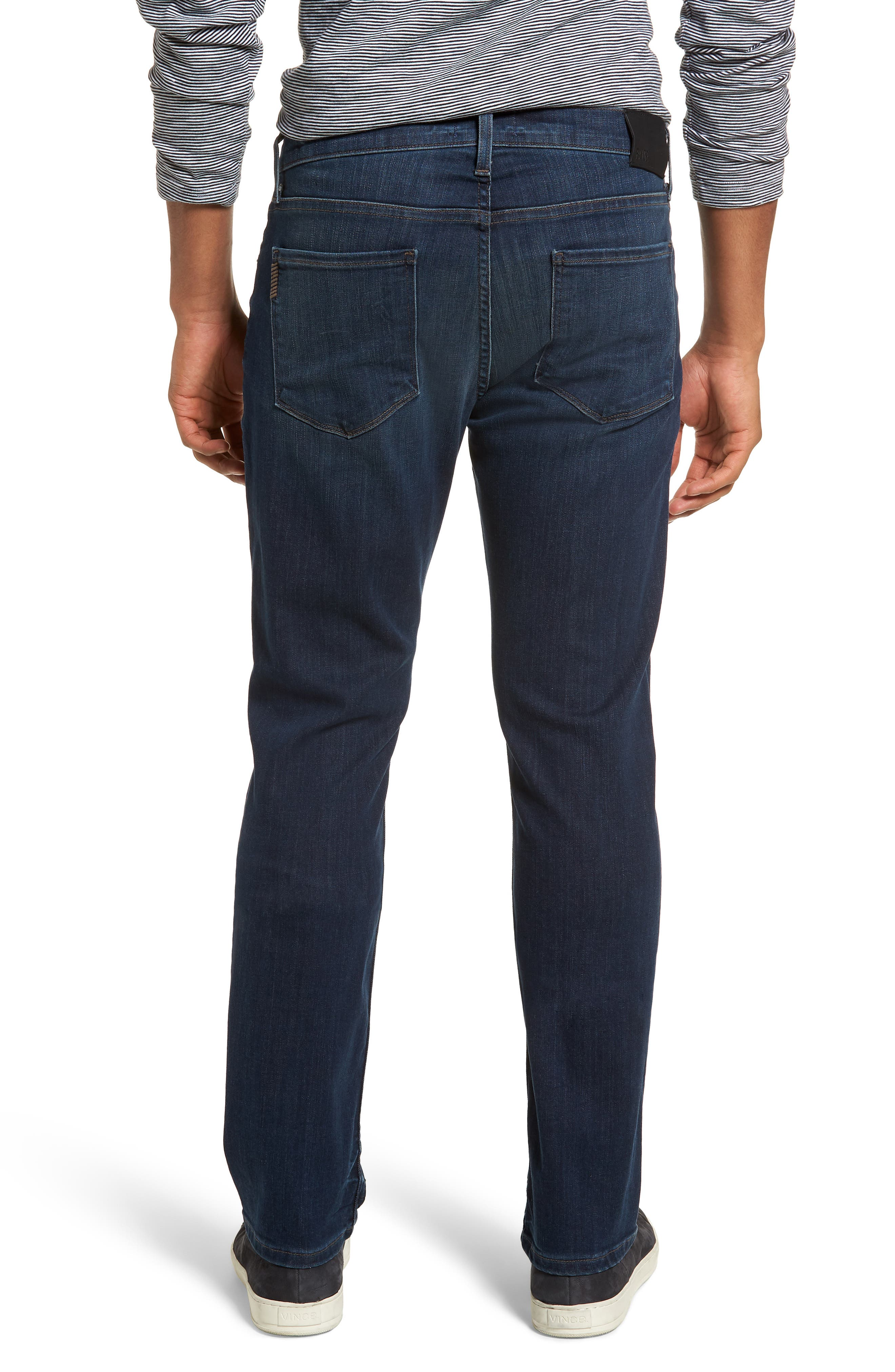 Transcend - Federal Slim Straight Leg Jeans,                             Alternate thumbnail 2, color,                             FREEMAN