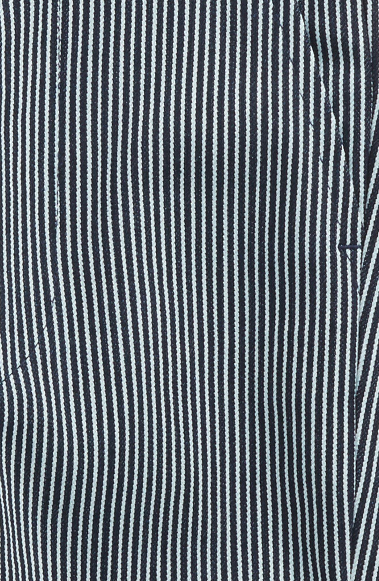 Cameron Stripe Woven Pants,                             Alternate thumbnail 2, color,                             400
