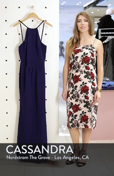 High Neck Gown, sales video thumbnail