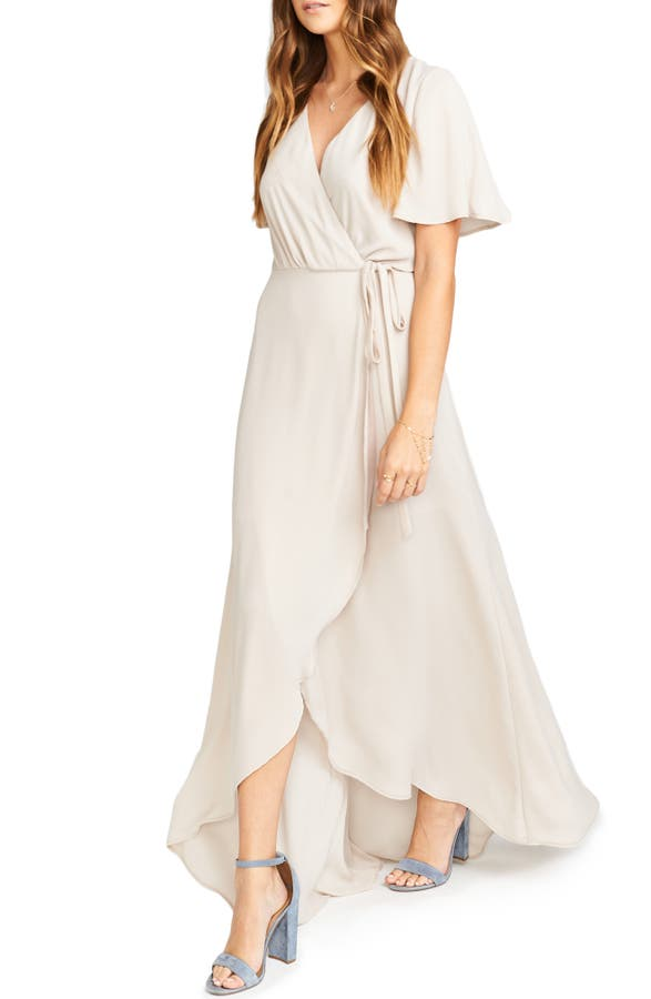 f66969eef1 Show Me Your Mumu Sophia Wrap Dress