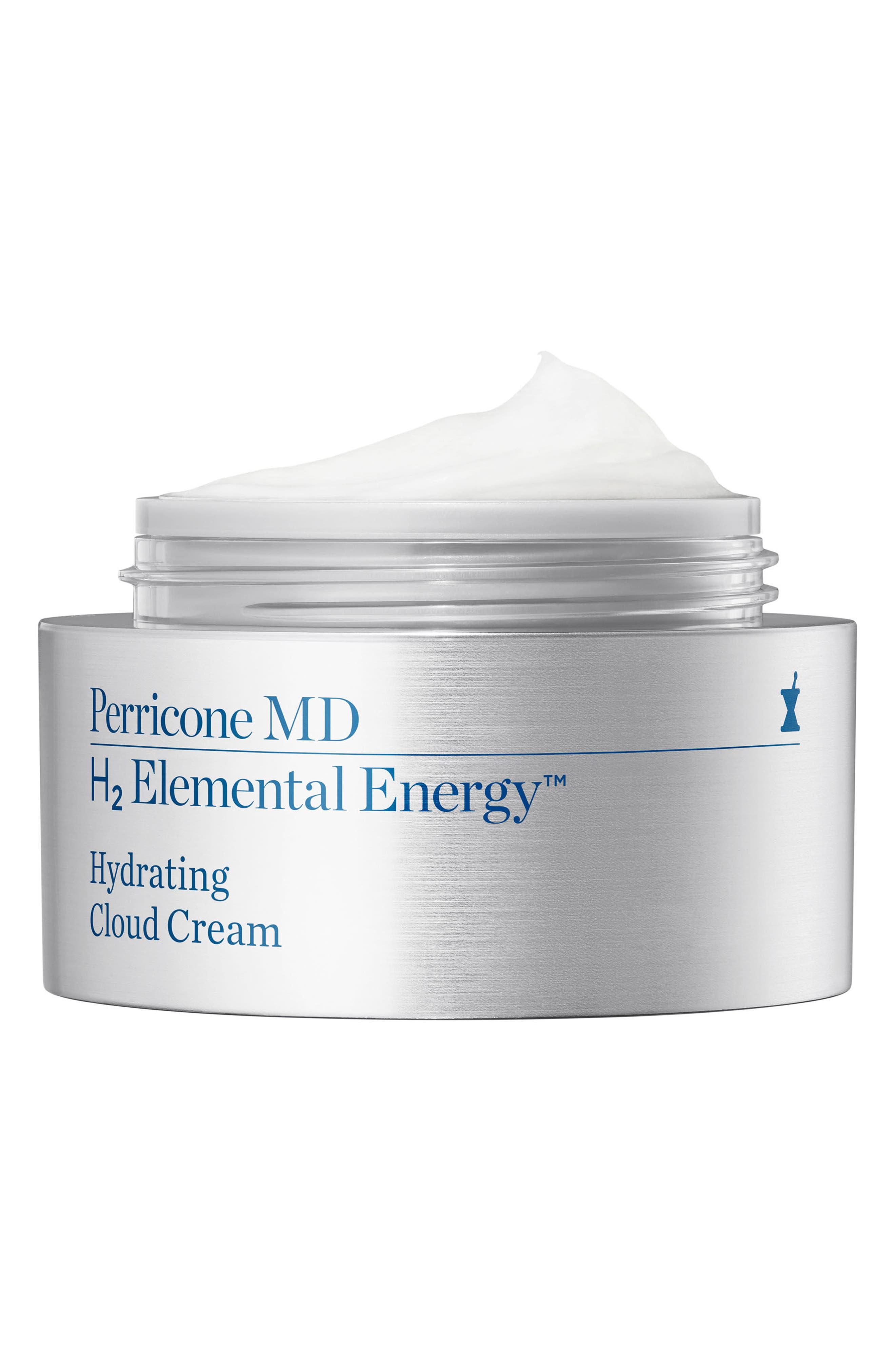 H2 Elemental Energy Hydrating Cloud Cream,                             Alternate thumbnail 5, color,                             000