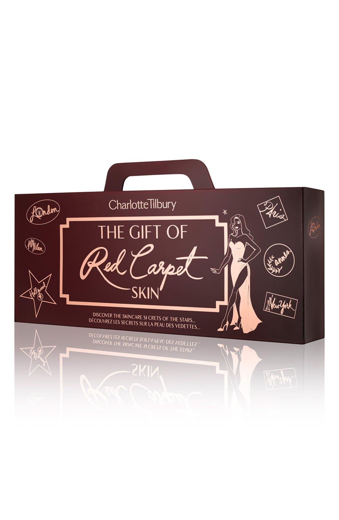 The Gift of Red Carpet Skin Travel Set,                             Alternate thumbnail 4, color,                             000