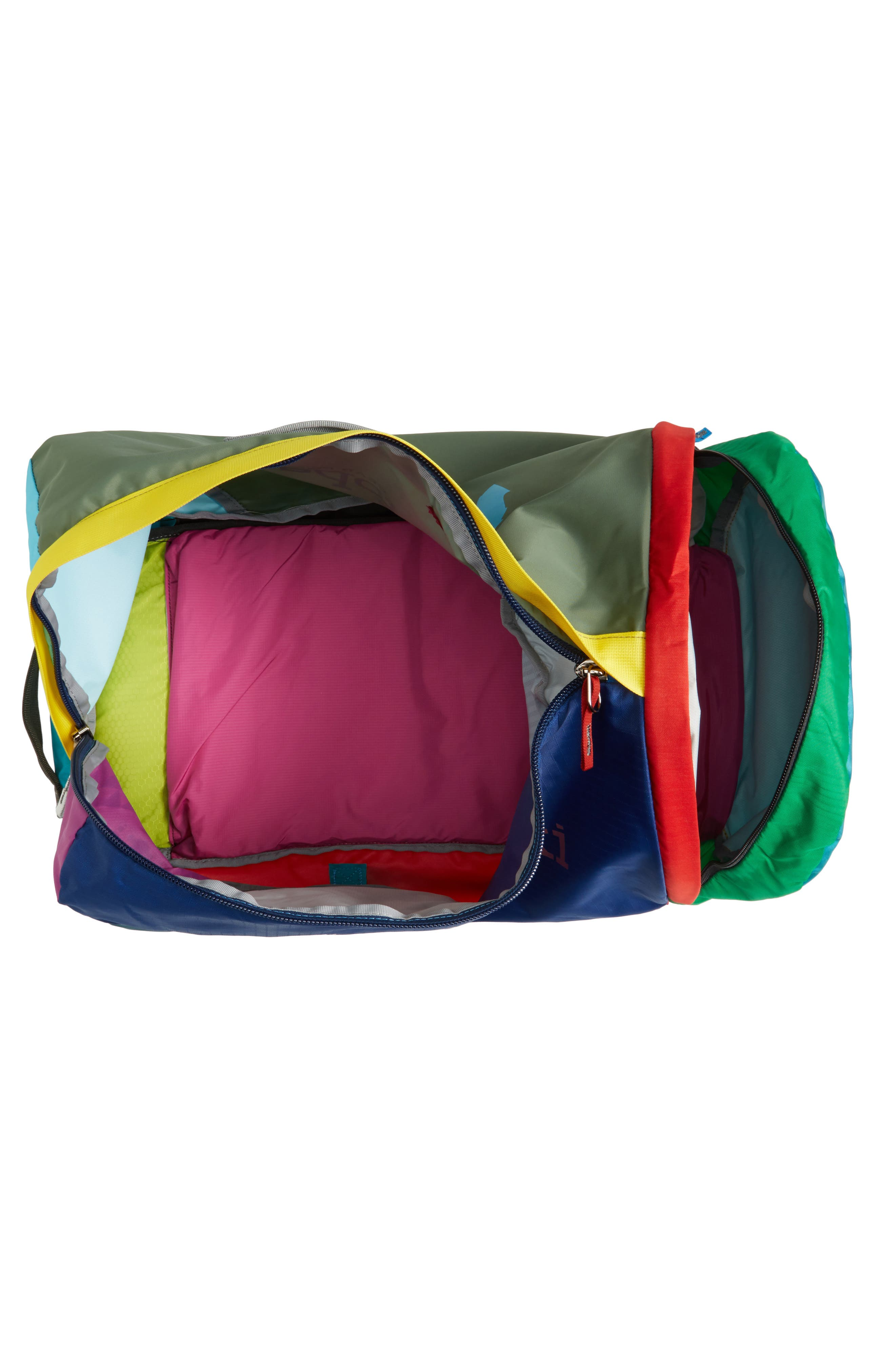 Uyuni One of a Kind Duffel Backpack,                             Alternate thumbnail 4, color,