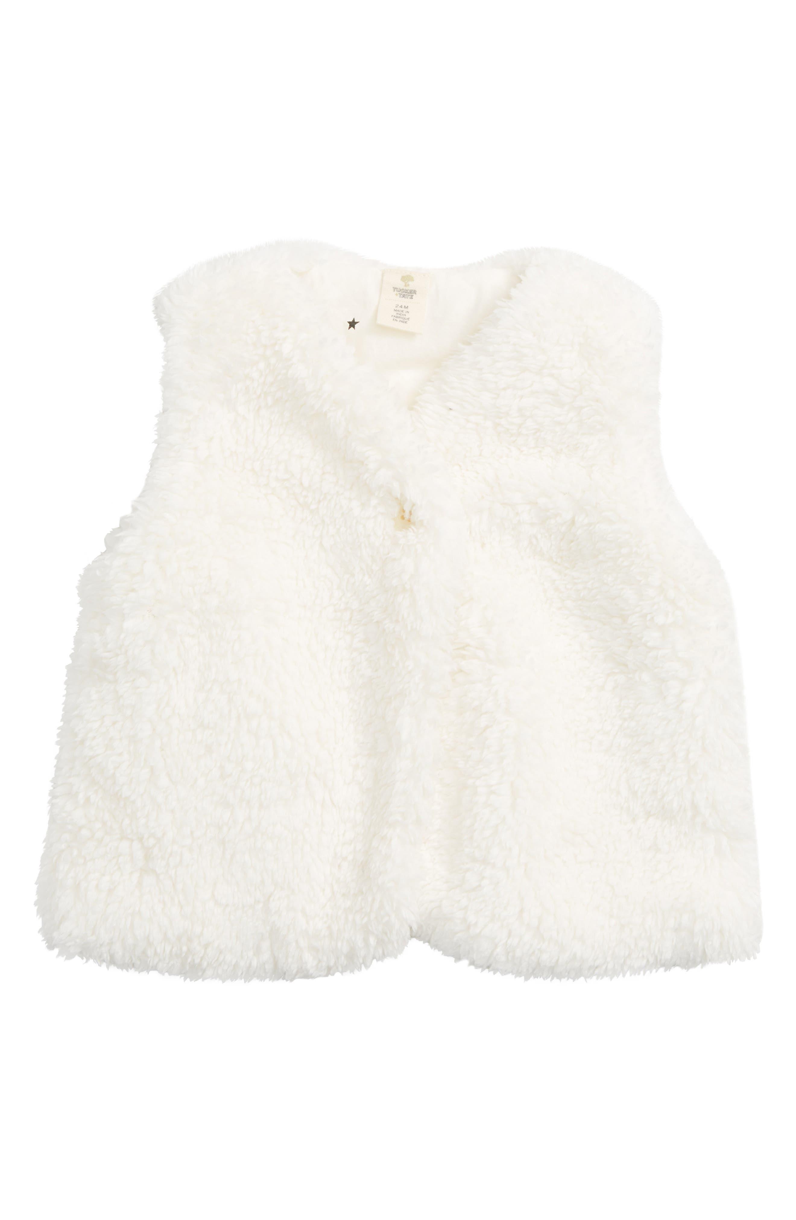 Cuddle Vest,                             Main thumbnail 1, color,                             IVORY EGRET