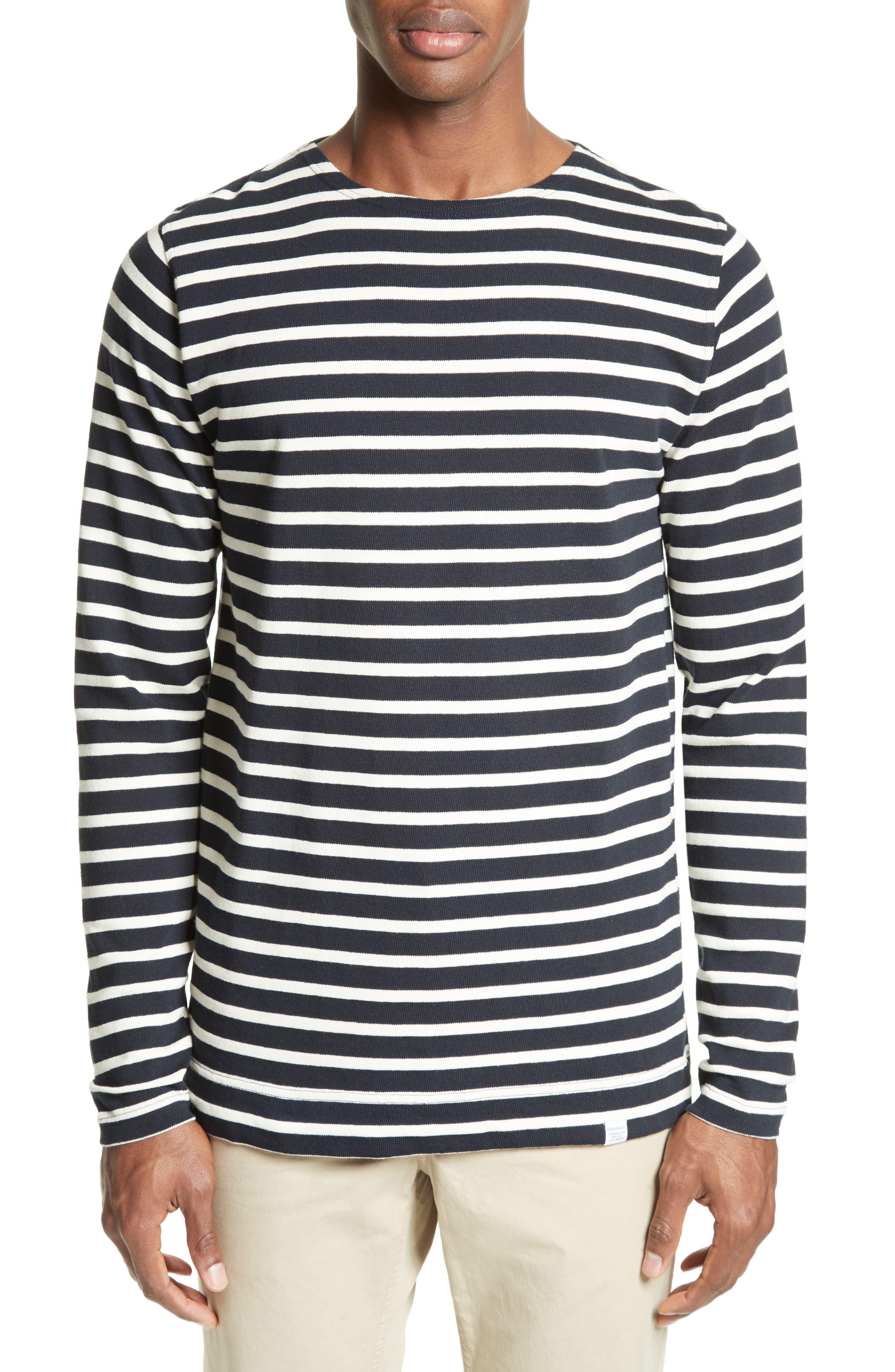 Stripe T-Shirt,                             Main thumbnail 3, color,