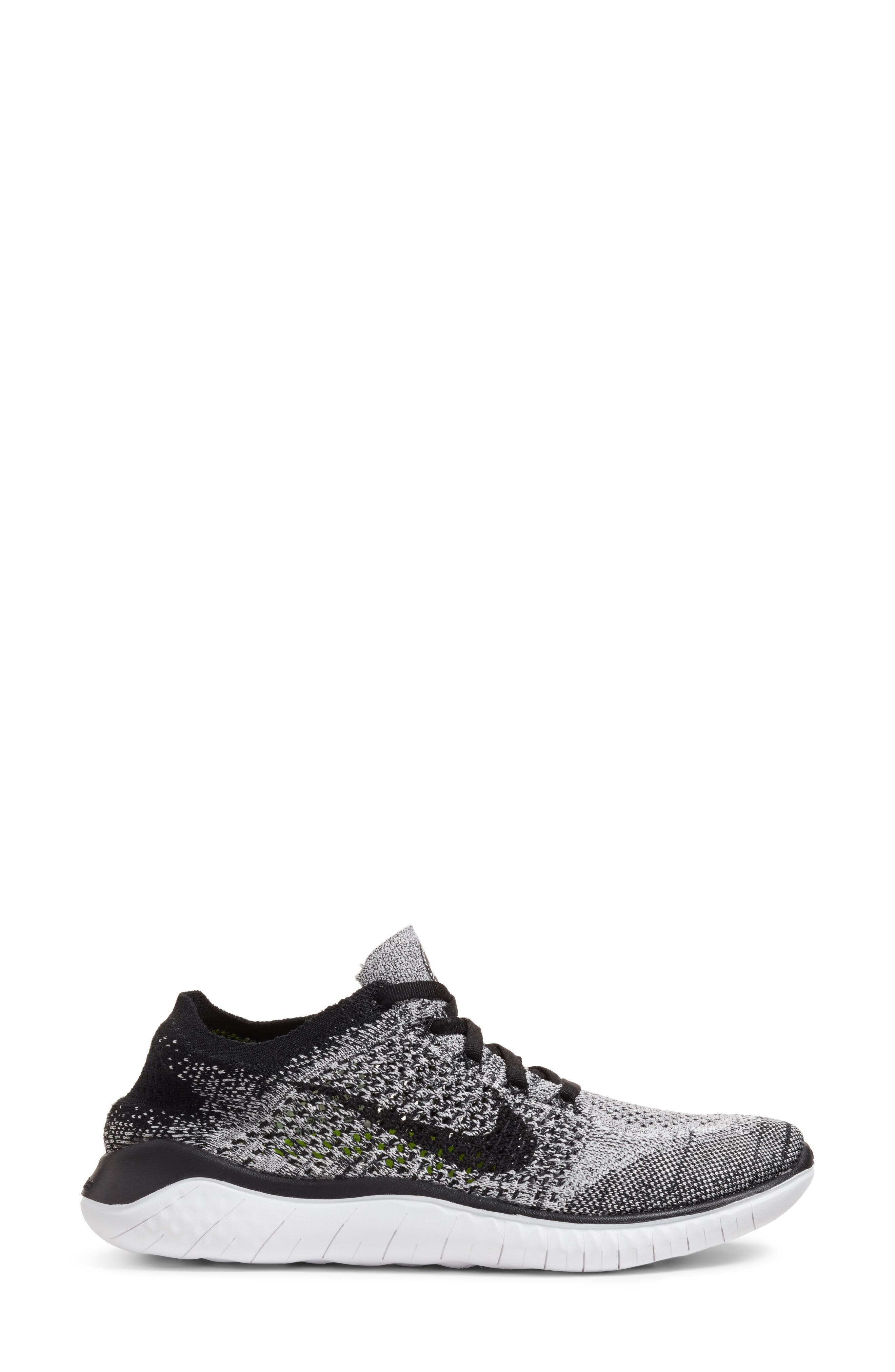 Free RN Flyknit 2018 Running Shoe,                             Alternate thumbnail 25, color,