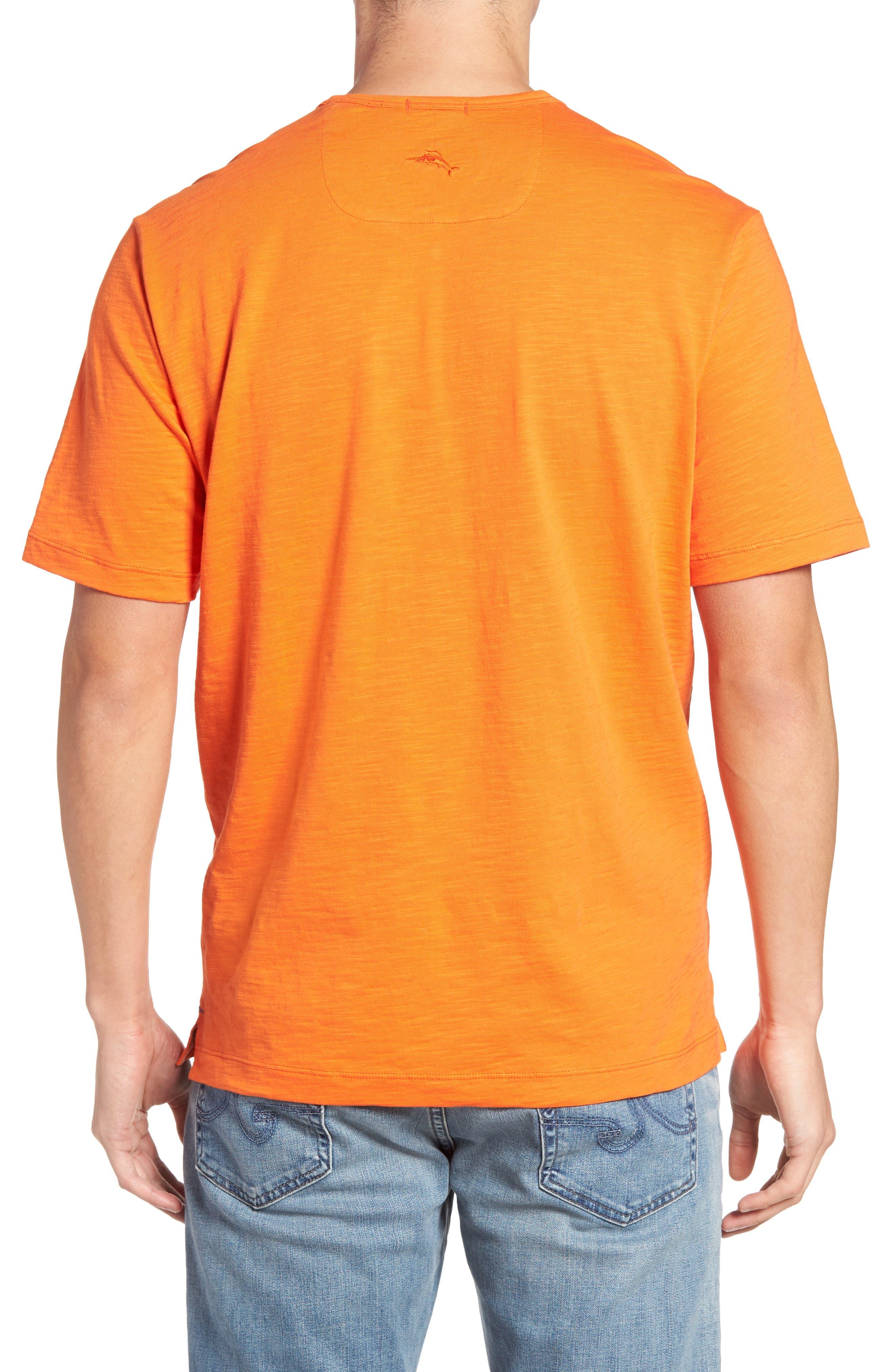'Portside Player' Pima Cotton T-Shirt,                             Alternate thumbnail 22, color,