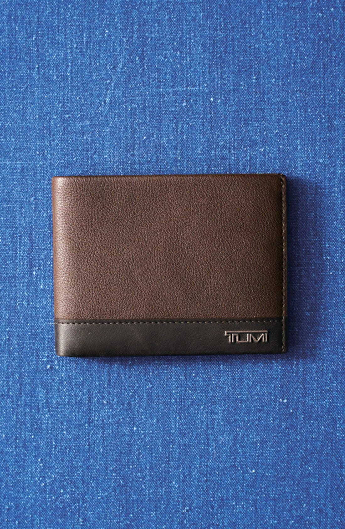 'Rivington' Leather Wallet,                             Alternate thumbnail 5, color,                             001