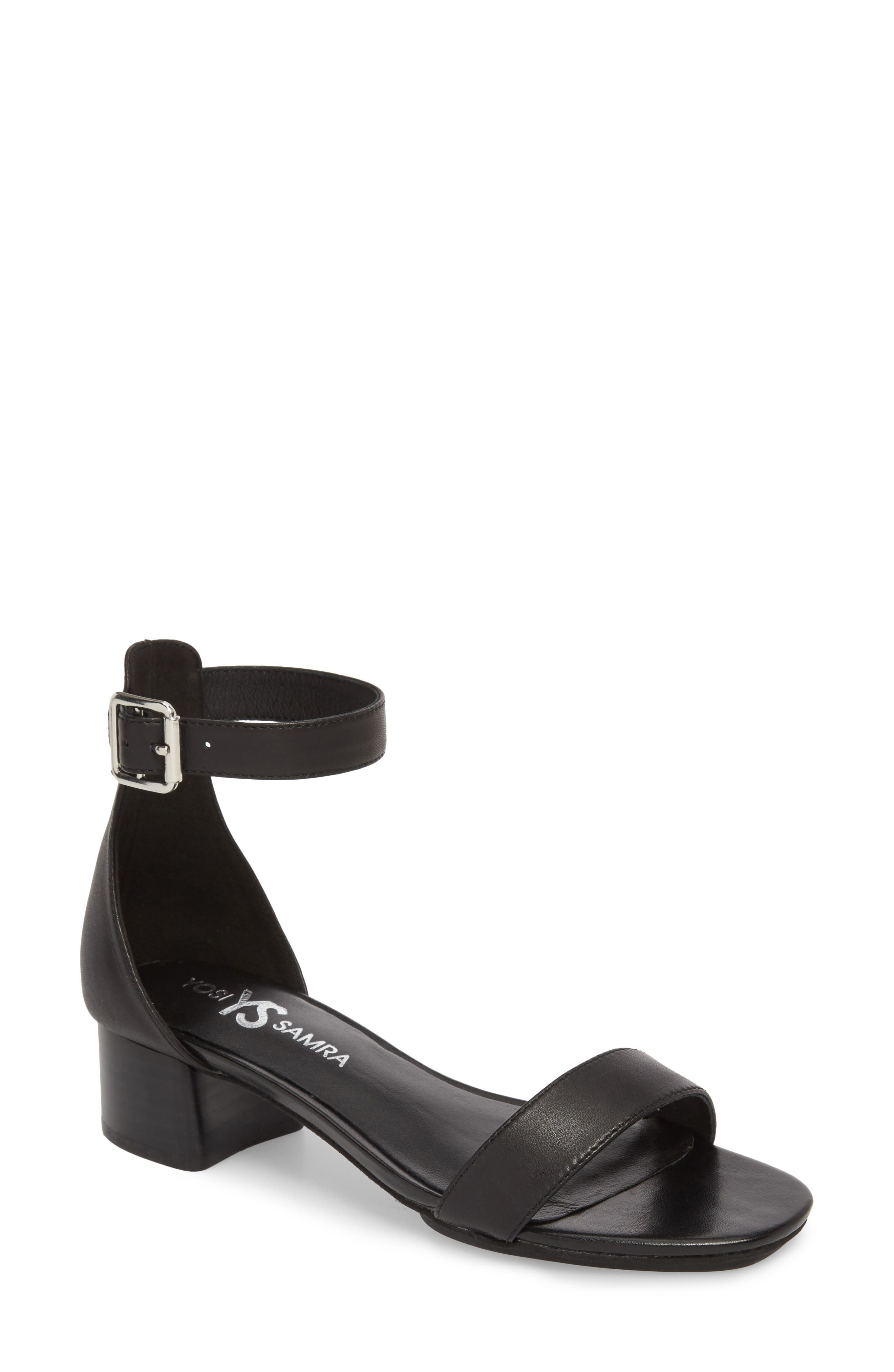 Daniel Sandal,                         Main,                         color, BLACK