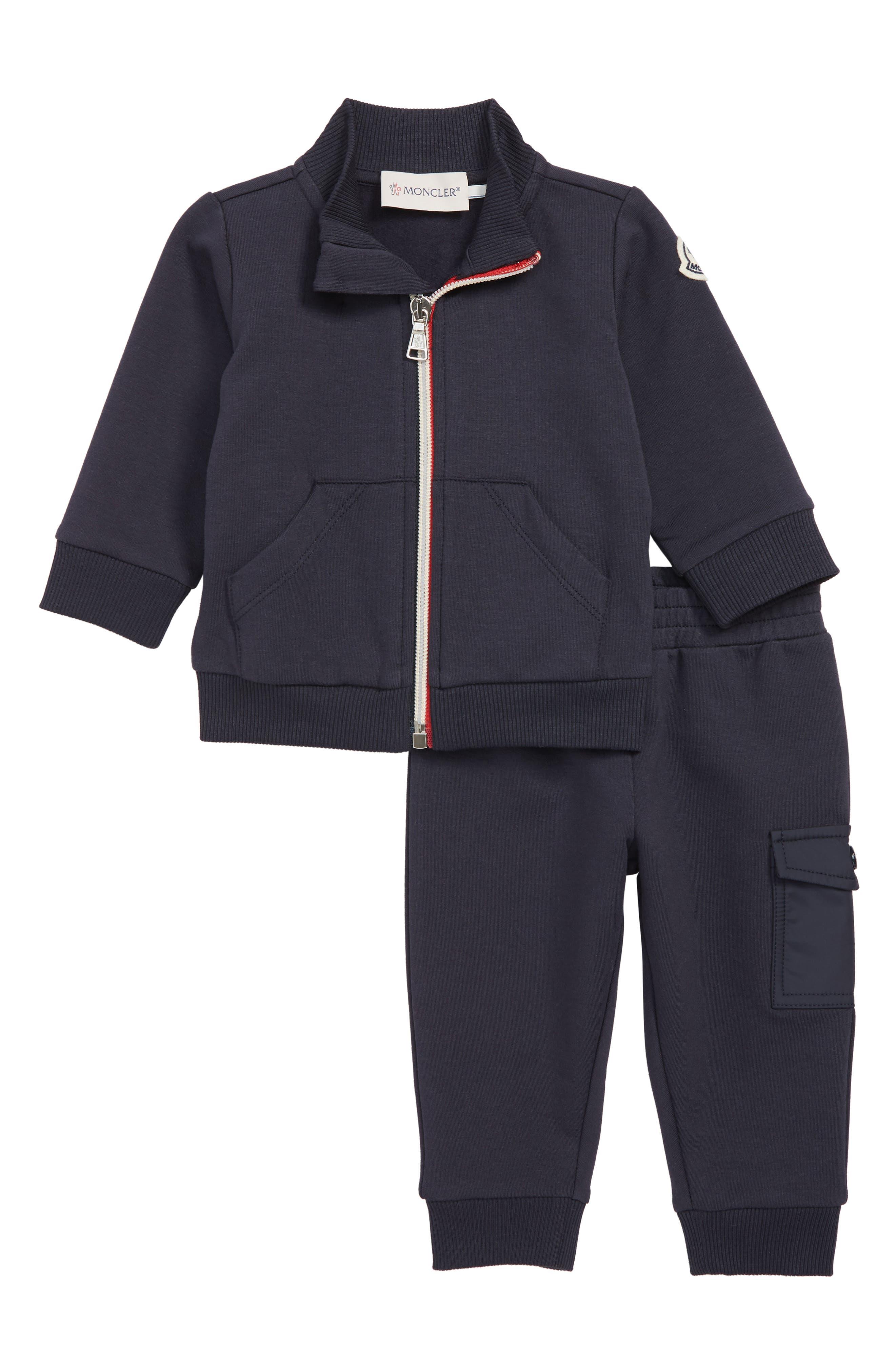 Zip-Up Jacket & Sweatpants Set,                             Main thumbnail 1, color,                             419