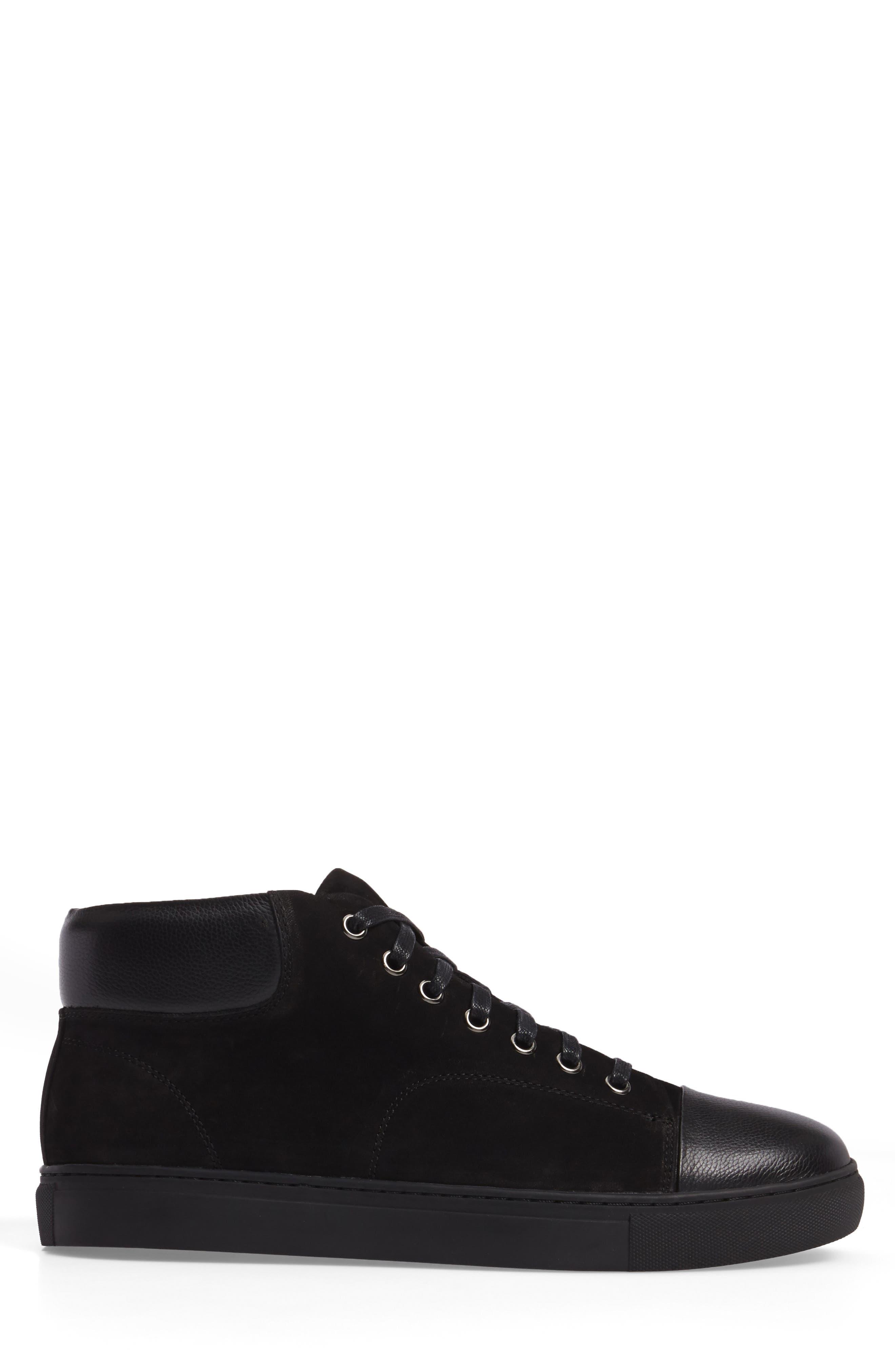 Landseer Sneaker,                             Alternate thumbnail 3, color,                             001
