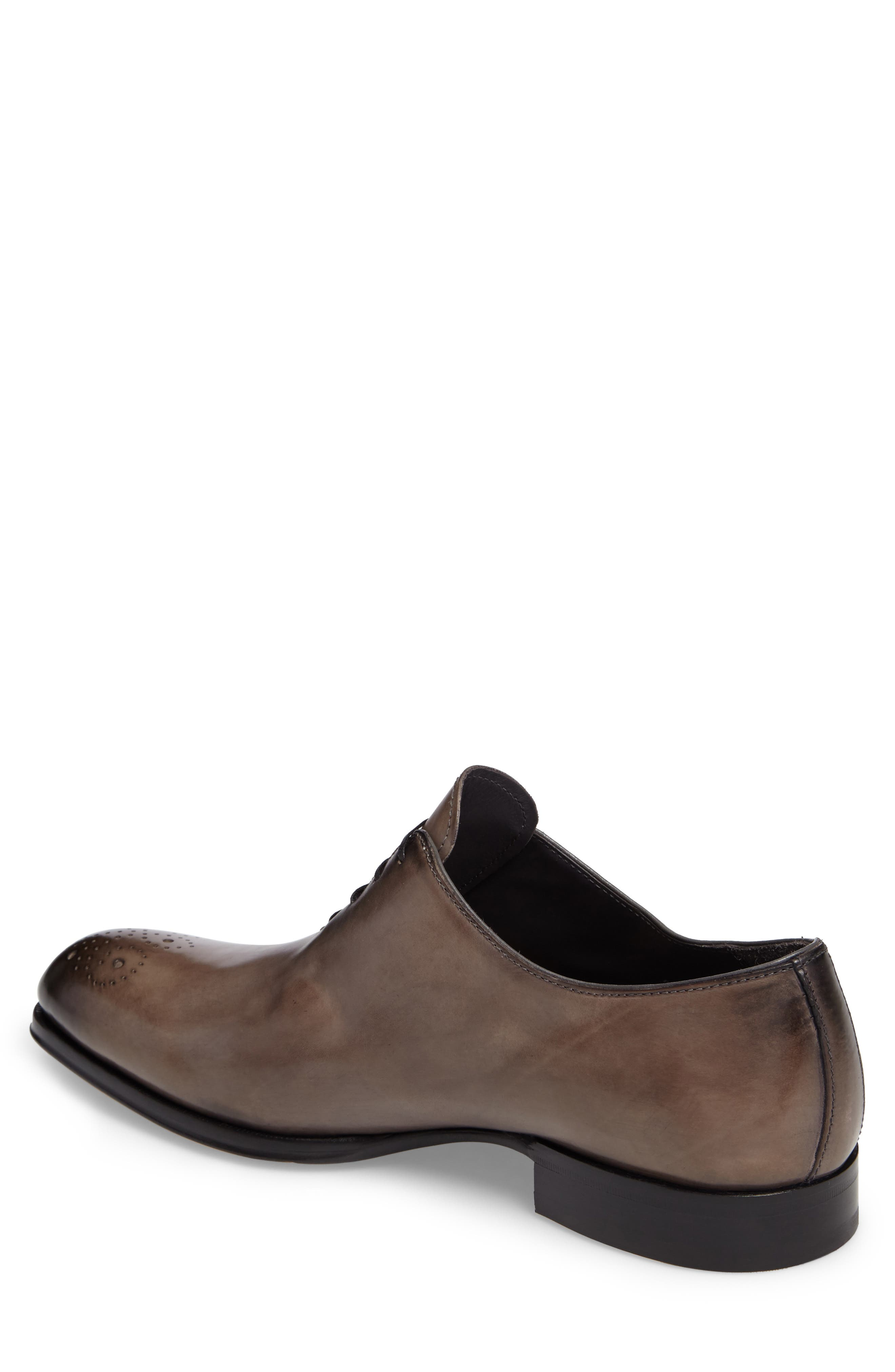 Bateman Brogue Oxford,                             Alternate thumbnail 2, color,                             024
