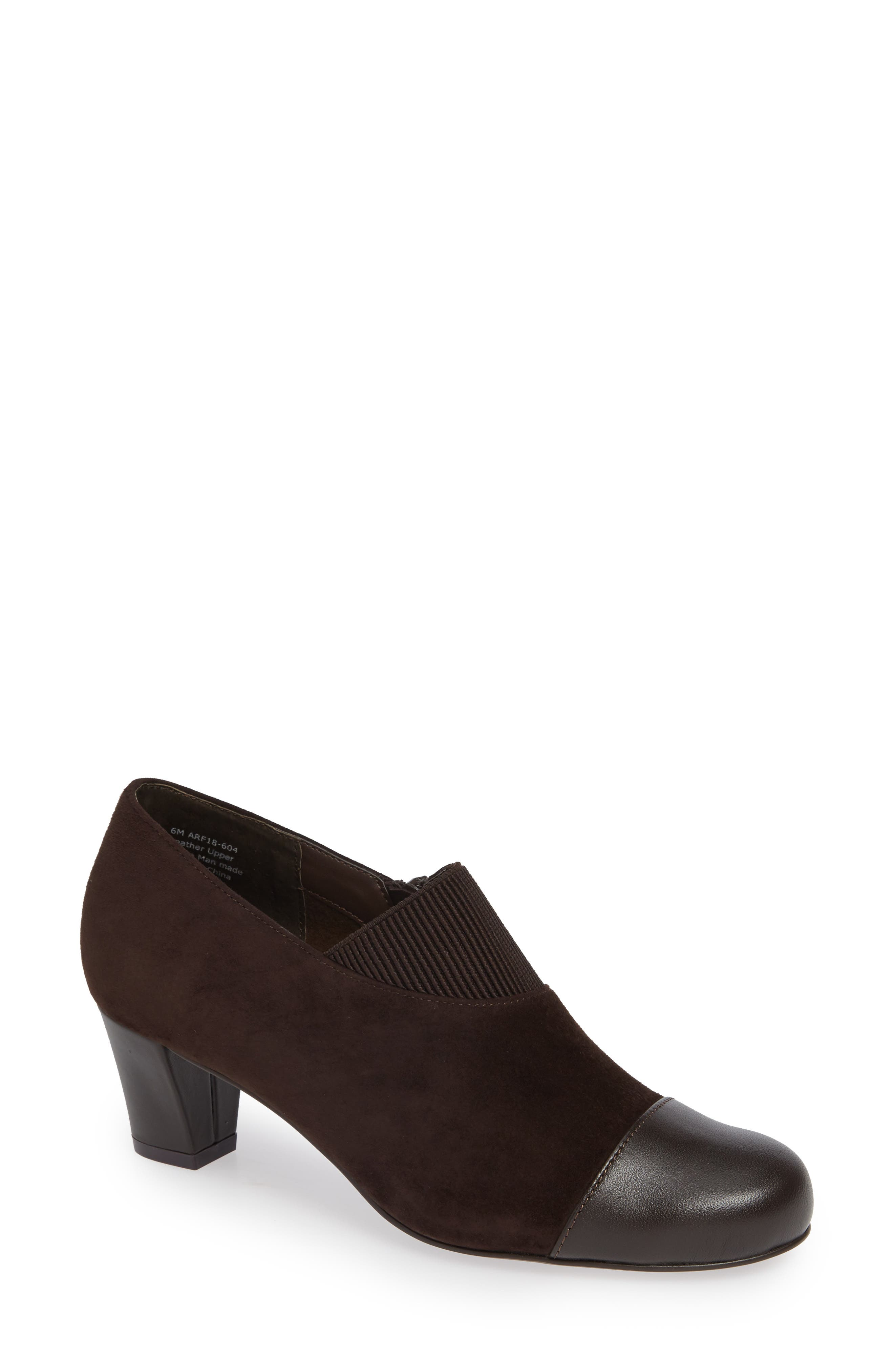 David Tate Hope Bootie, Brown