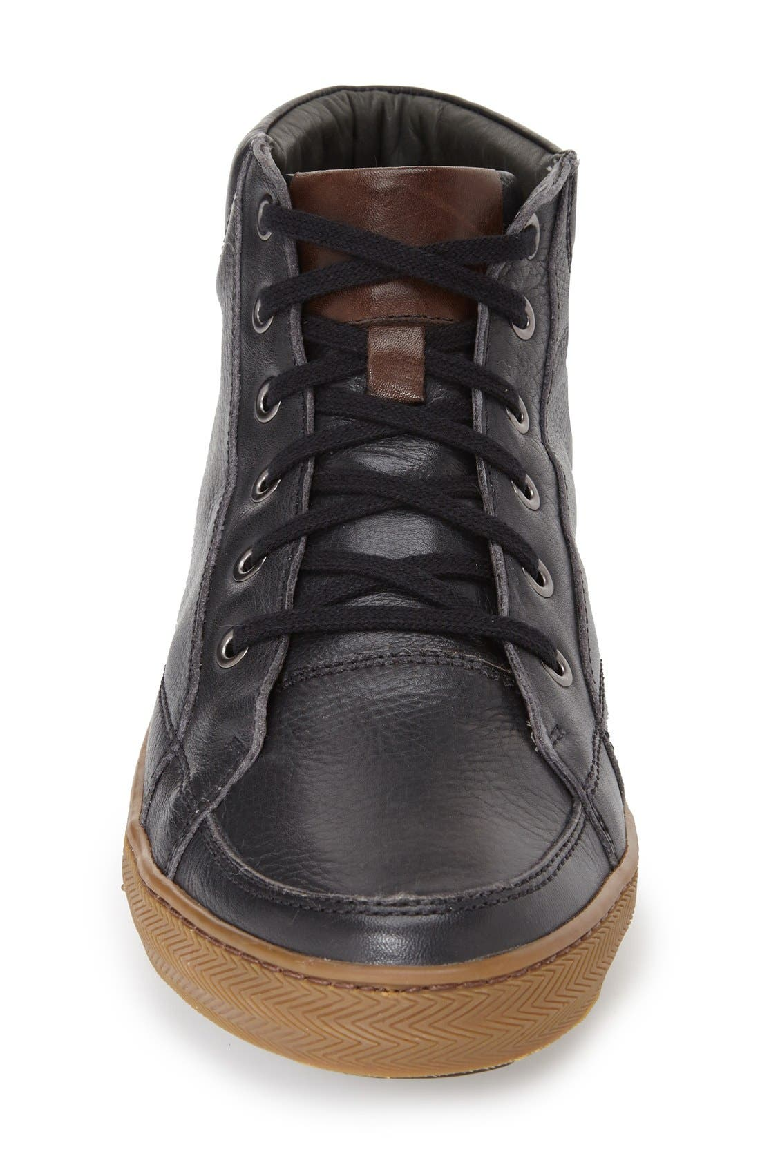 Santos Sneaker,                             Alternate thumbnail 3, color,                             001