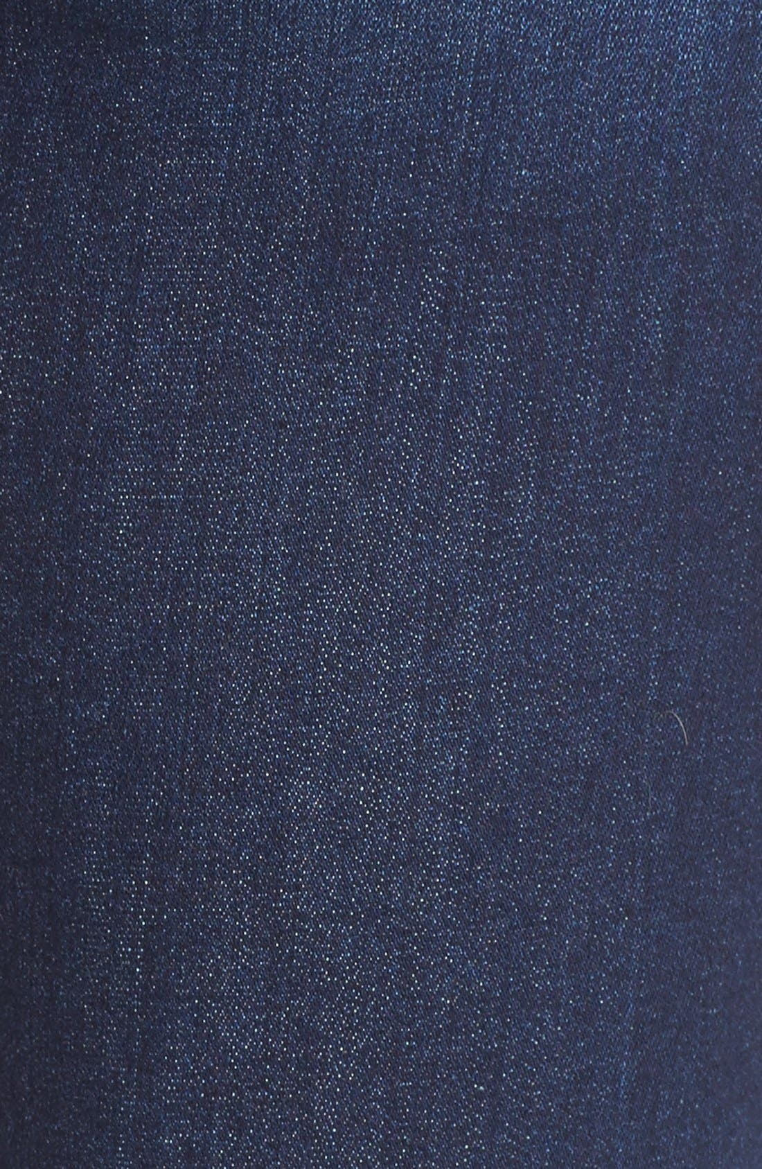 Stretch Skinny Jeans,                             Alternate thumbnail 5, color,                             400