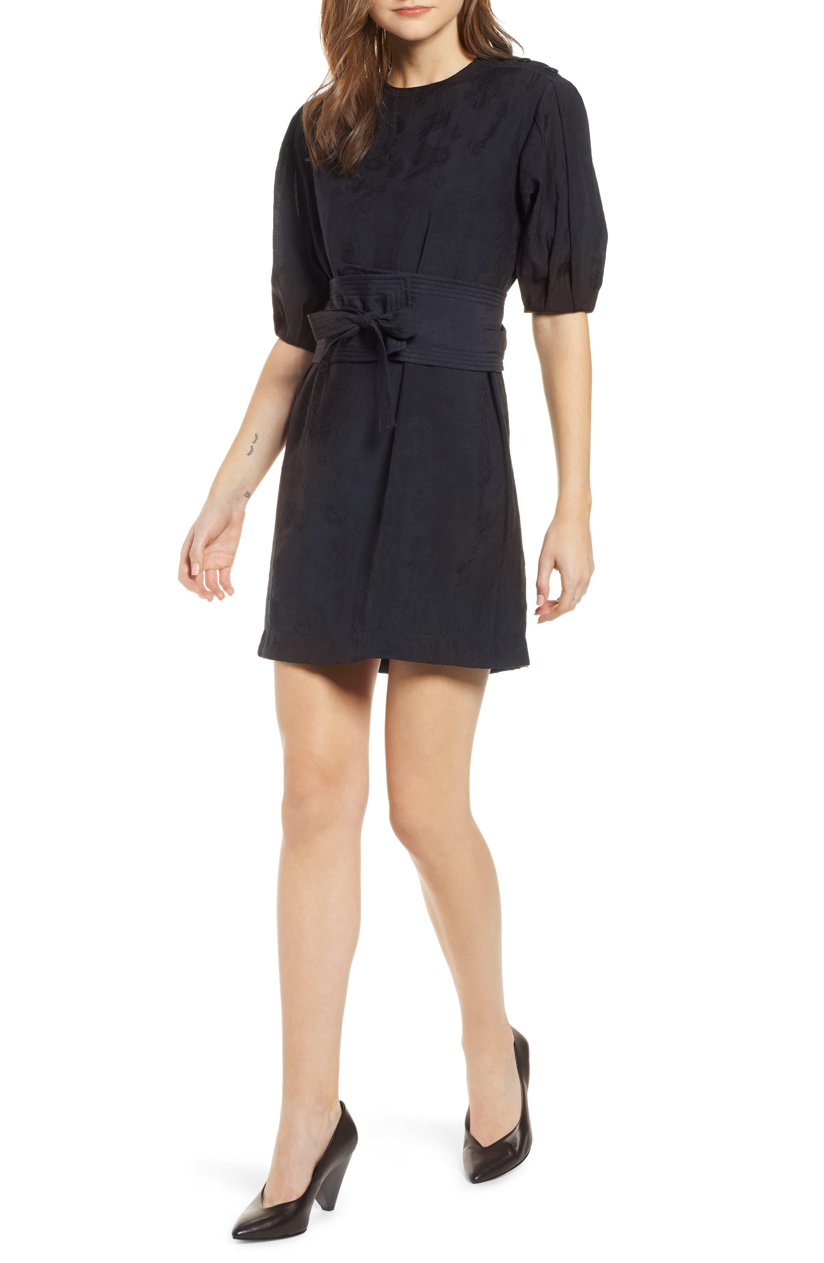 Rebecca Minkoff Juno Dress, Black