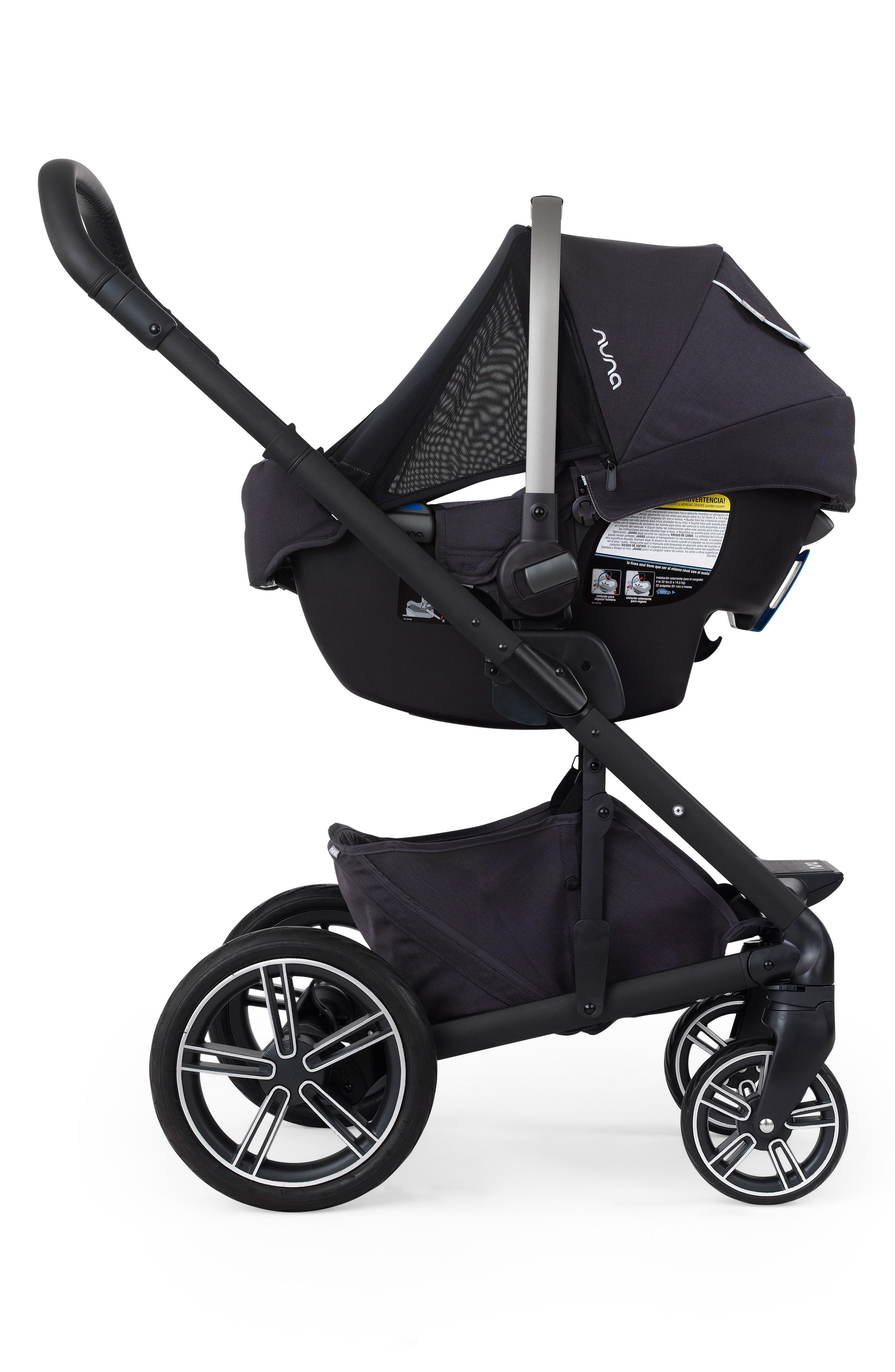 MIXX<sup>™</sup> Stroller System & PIPA<sup>™</sup> Car Seat Set,                             Alternate thumbnail 7, color,                             410