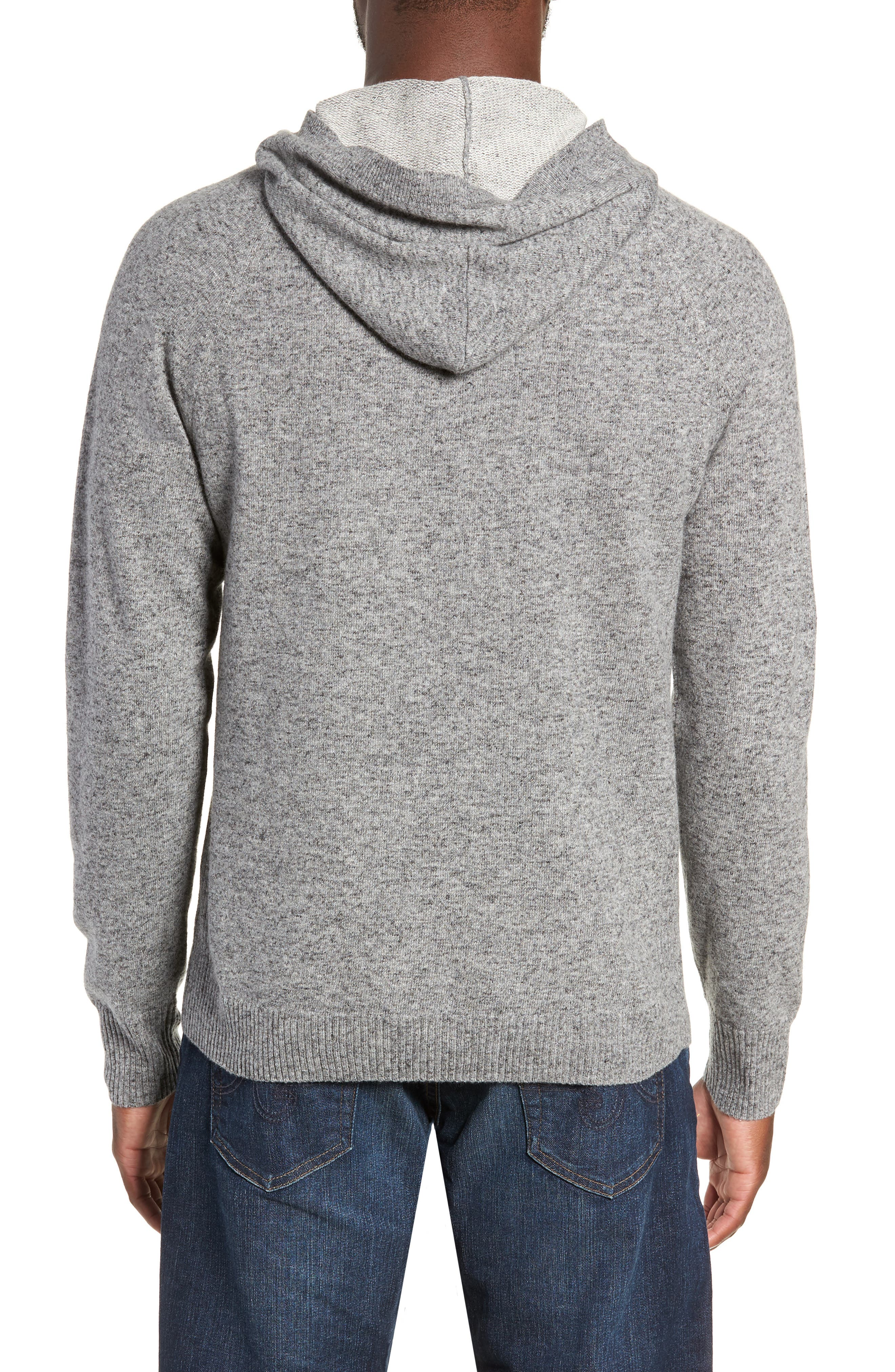 Hooded Sweater,                             Alternate thumbnail 2, color,                             060