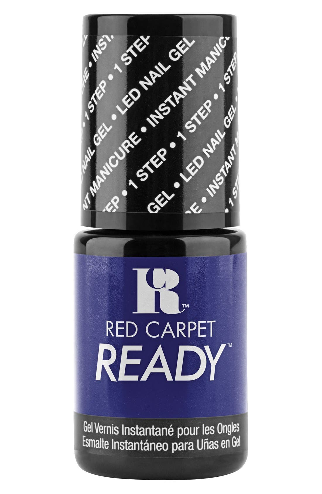 'Red Carpet Ready' LED Nail Gel Polish,                             Main thumbnail 7, color,