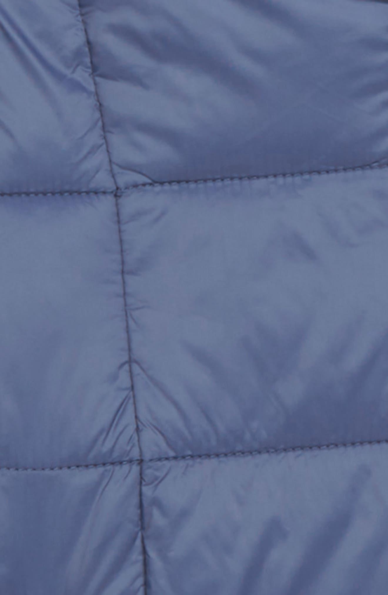 Packable Puffer Jacket,                             Alternate thumbnail 2, color,                             BLUE INDIGO
