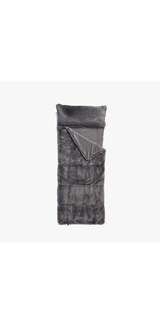 0c98f62789 Nordstrom at Home Cuddle Up Faux-Fur Sleeping Bag