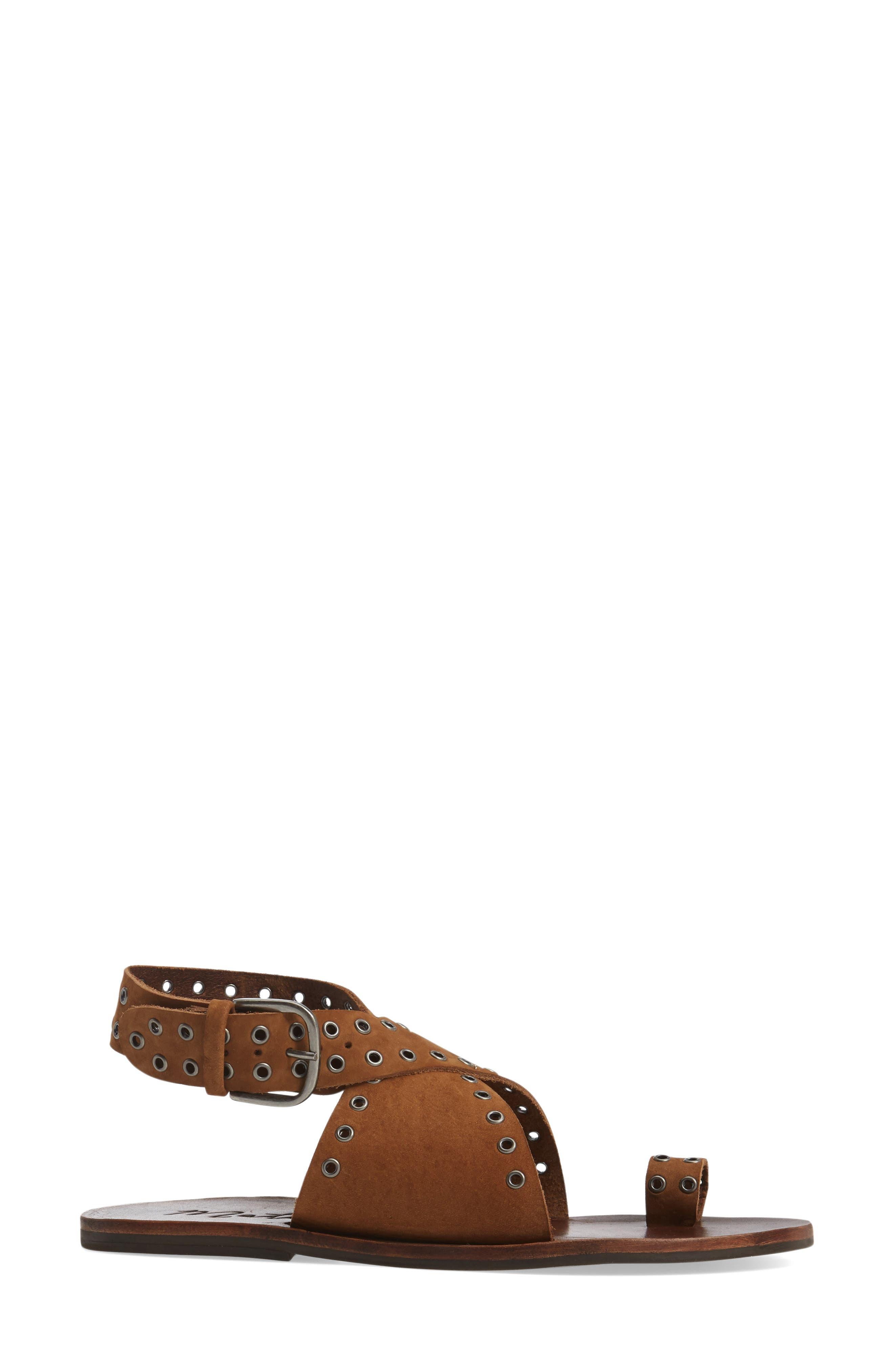 Starling Grommet Sandal,                             Alternate thumbnail 6, color,