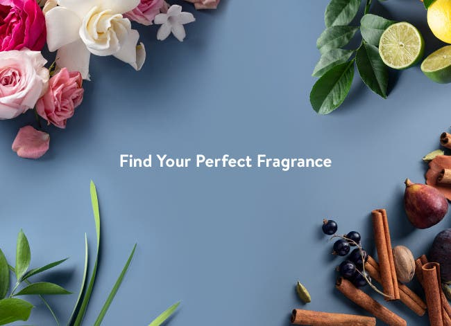 Find your perfect fragrance.