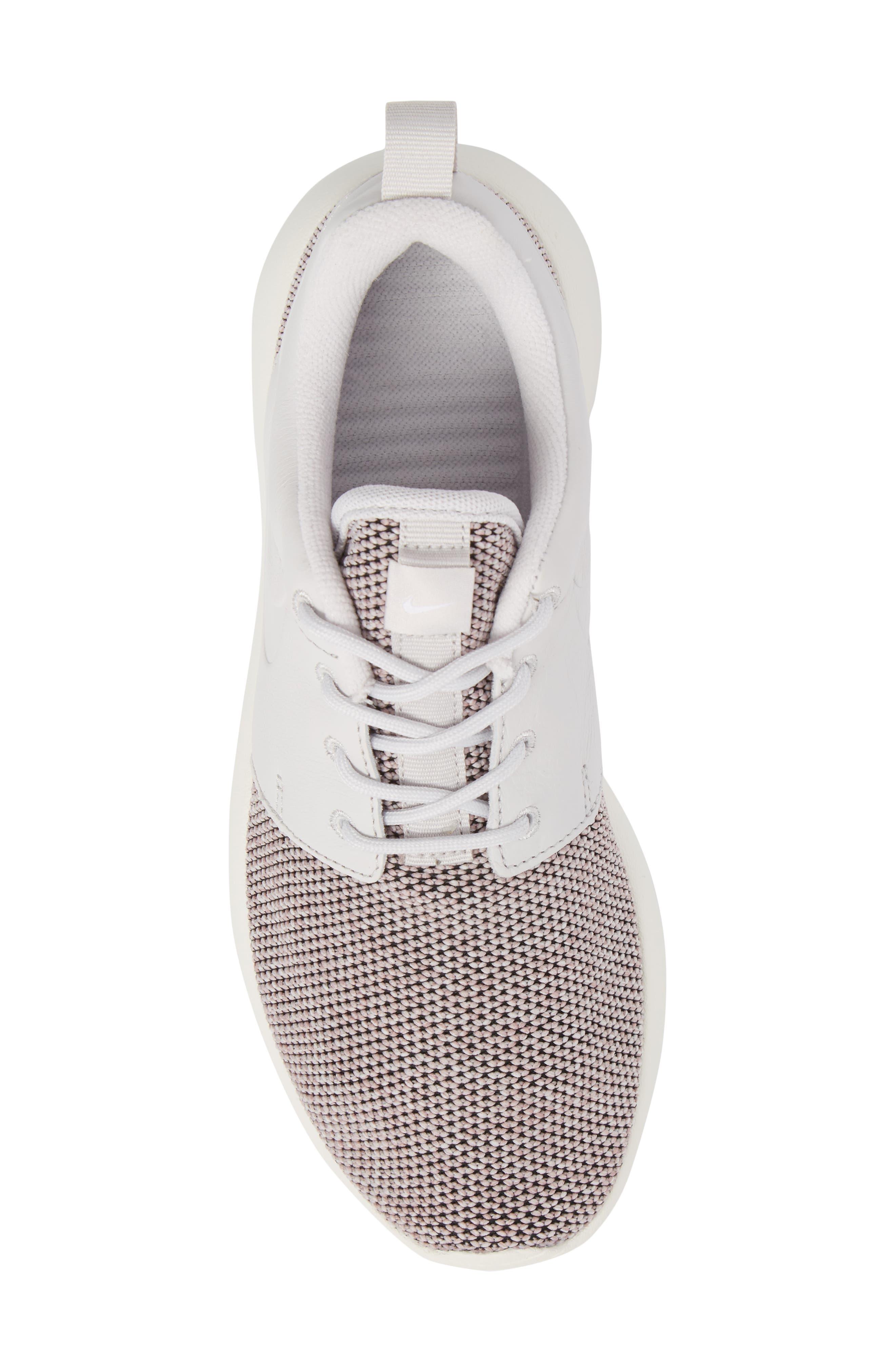 Roshe One Knit Sneaker,                             Alternate thumbnail 10, color,