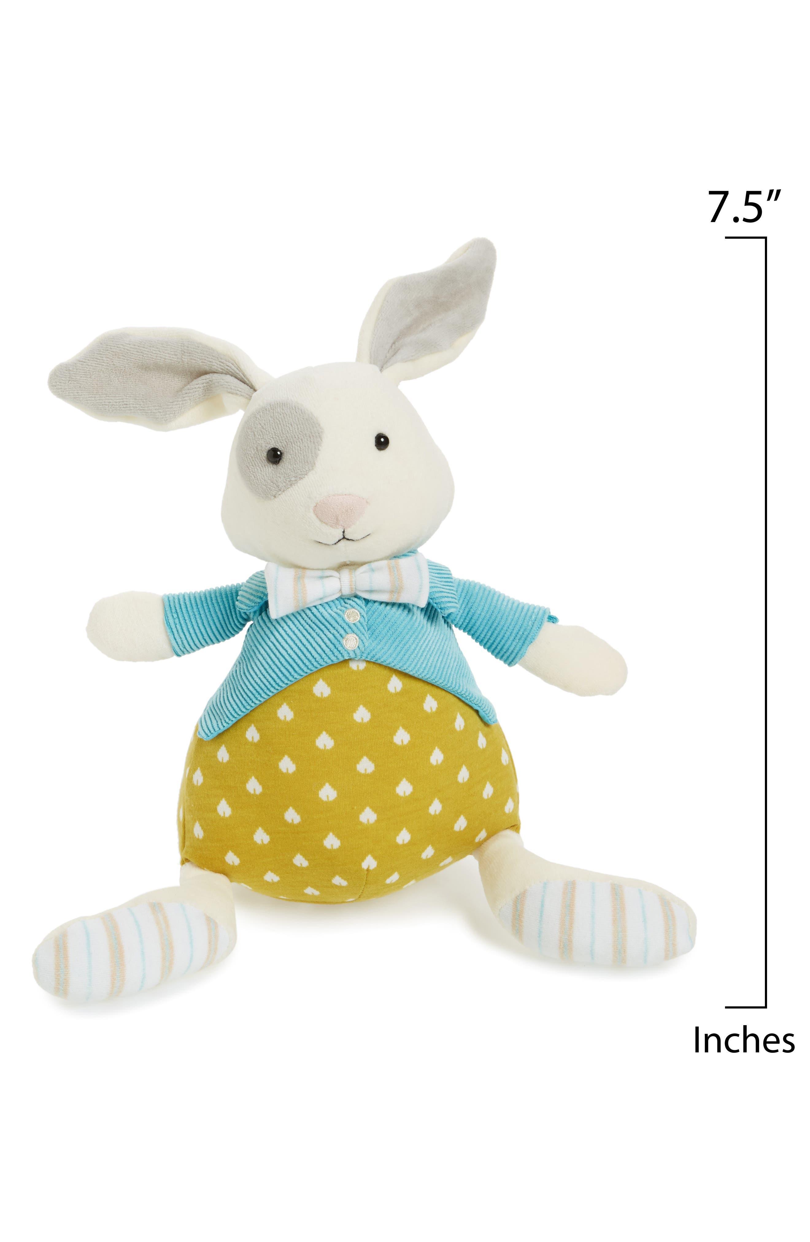 Lewis Rabbit Stuffed Animal,                             Alternate thumbnail 2, color,                             300