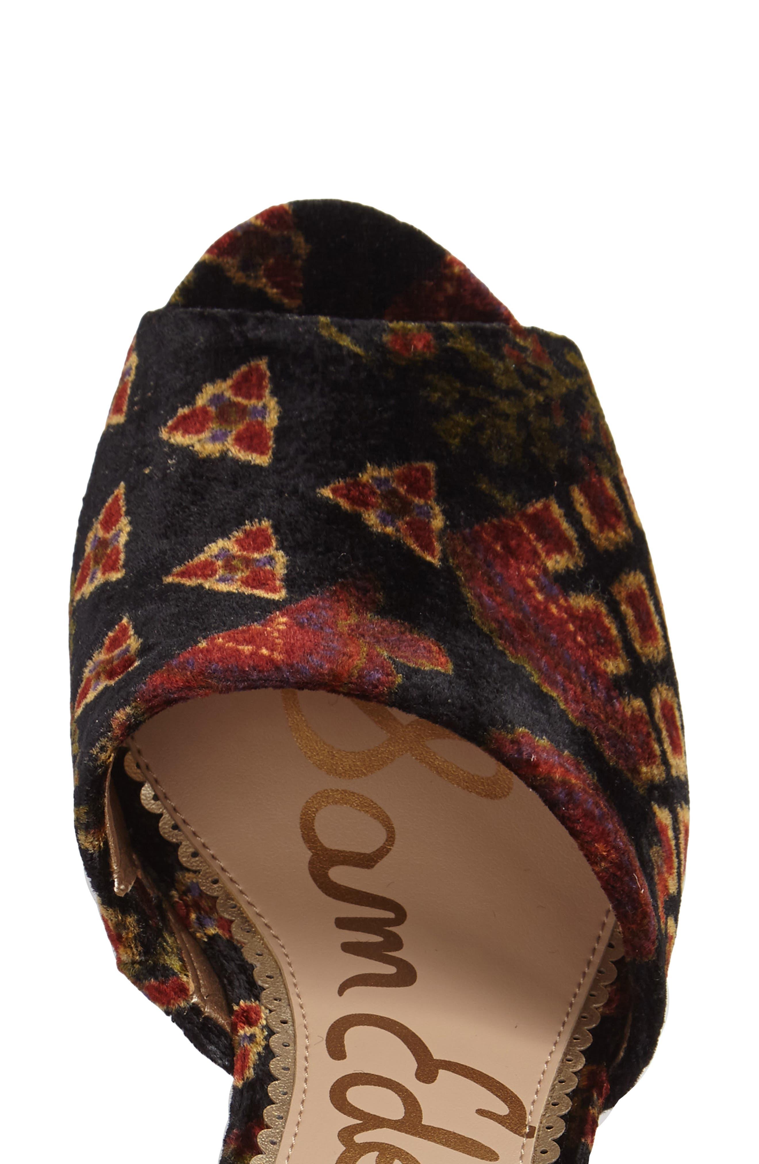 Odele Sandal,                             Alternate thumbnail 5, color,                             001