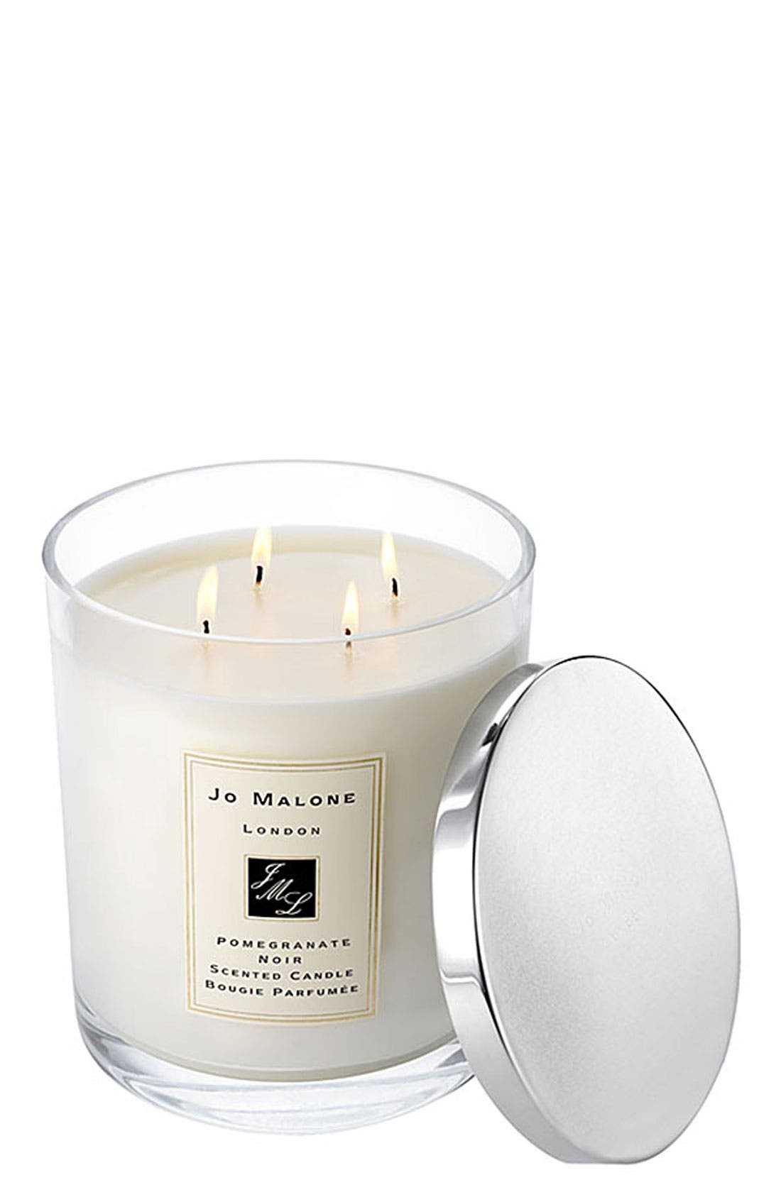 JO MALONE LONDON<SUP>™</SUP>,                             Jo Malone<sup>™</sup> 'Pomegranate Noir' Luxury Candle,                             Alternate thumbnail 2, color,                             NO COLOR